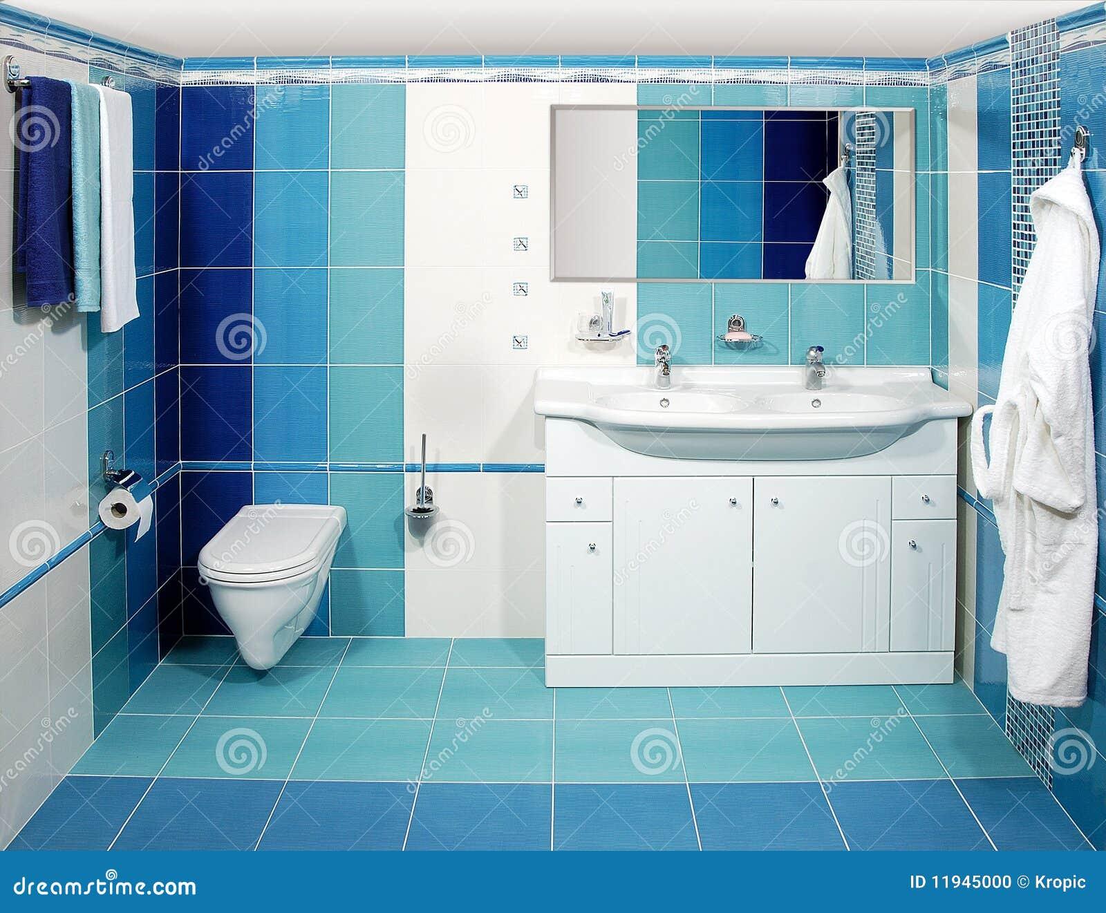 La Stanza Da Bagno Di Lusso Fotografia Stock - Immagine: 11945000