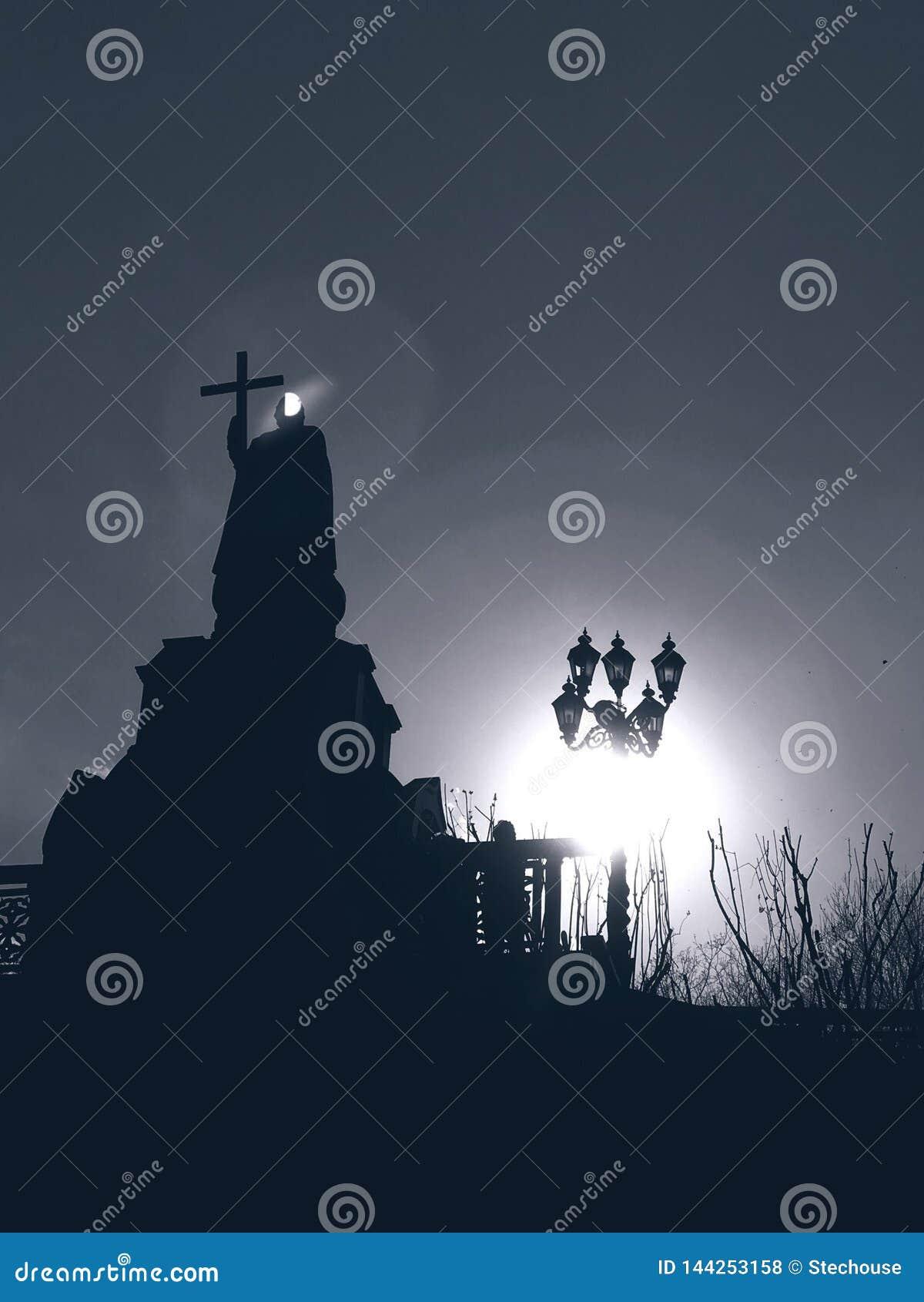 La statue du saint Vladimir ? Kiev - ? KIEV - en UKRAINE