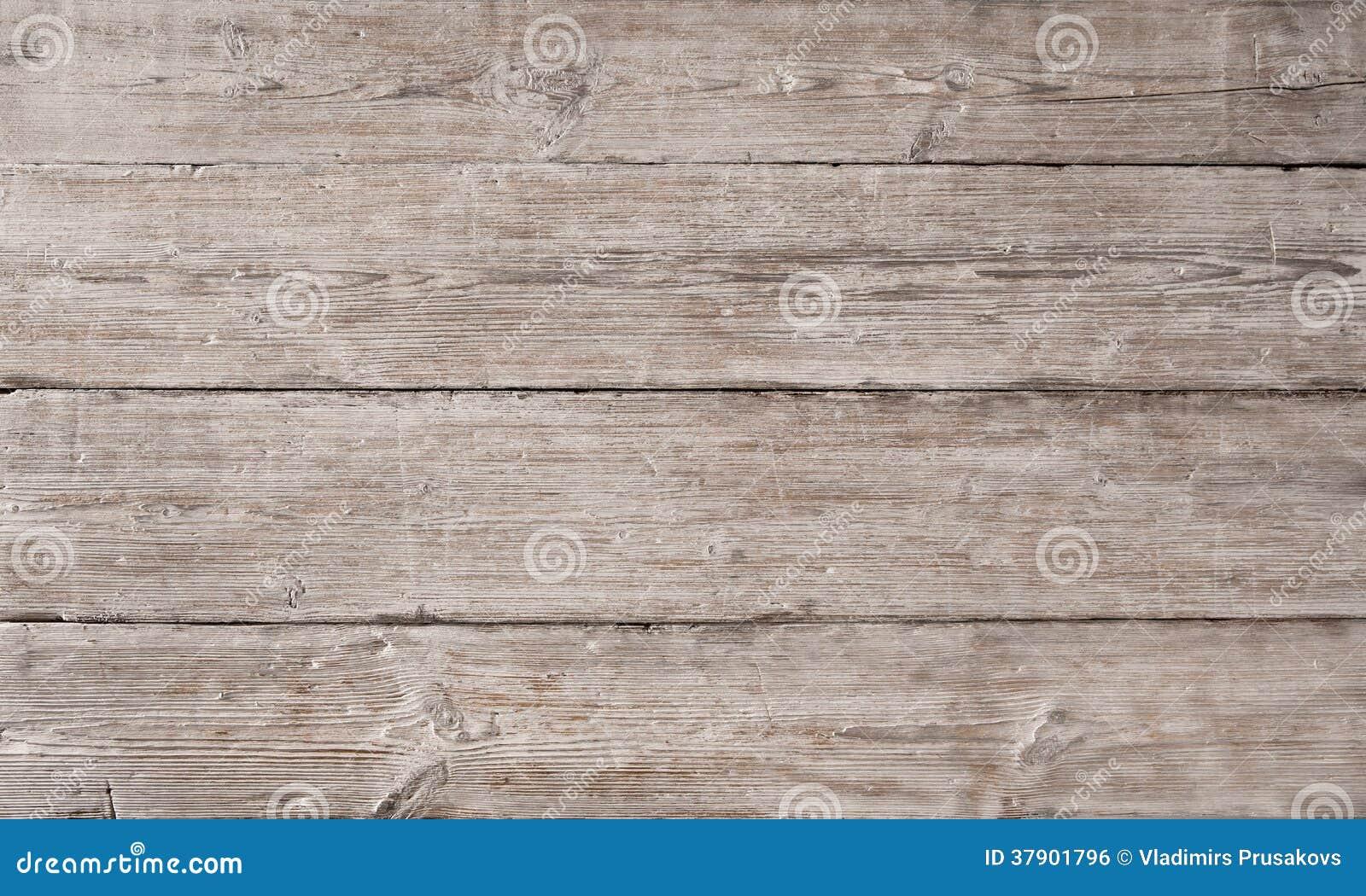La struttura di legno del grano della plancia, bordo di legno ha barrato la fibra, vecchio pavimento