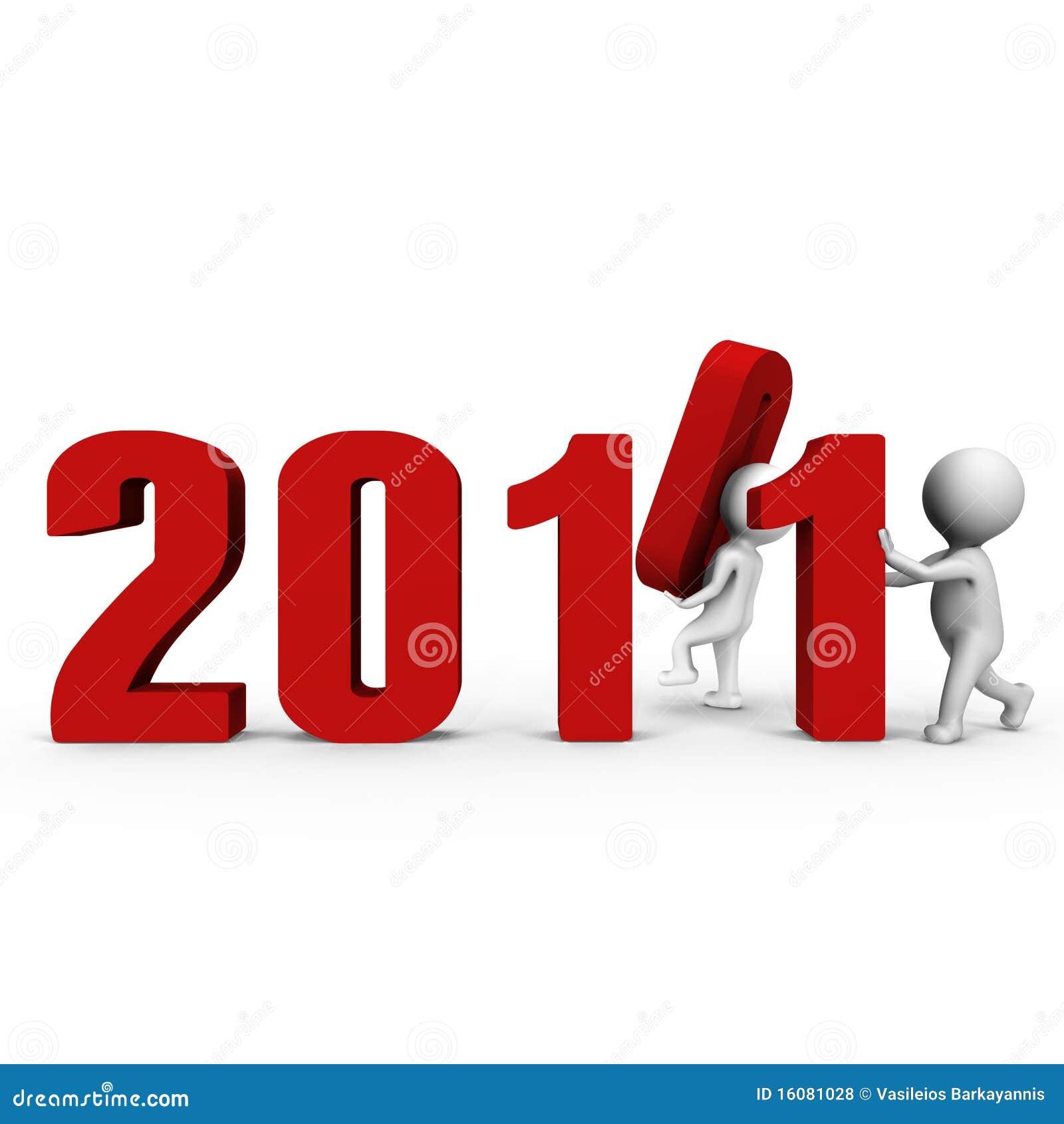 La substitution numérote à l an neuf 2011 de forme - un ima 3d