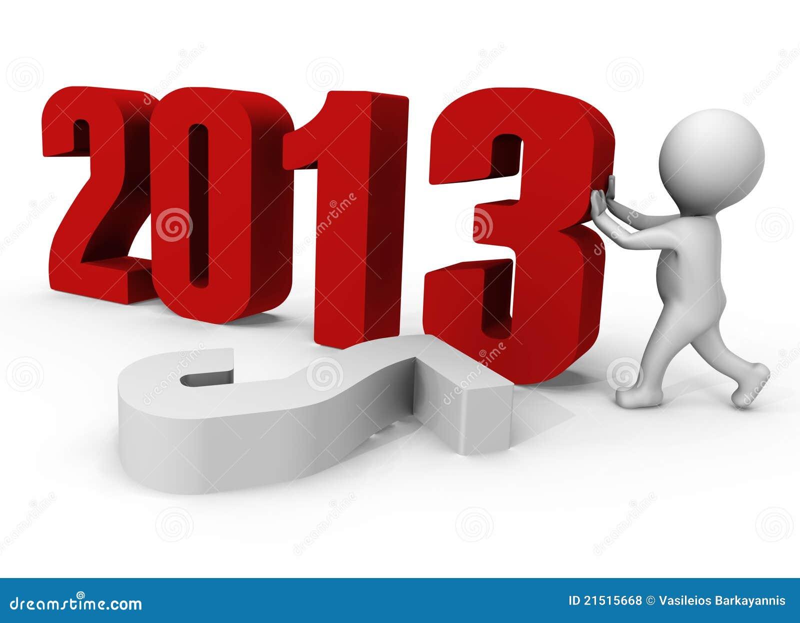La substitution numérote à l an neuf 2013 de forme - un ima 3d