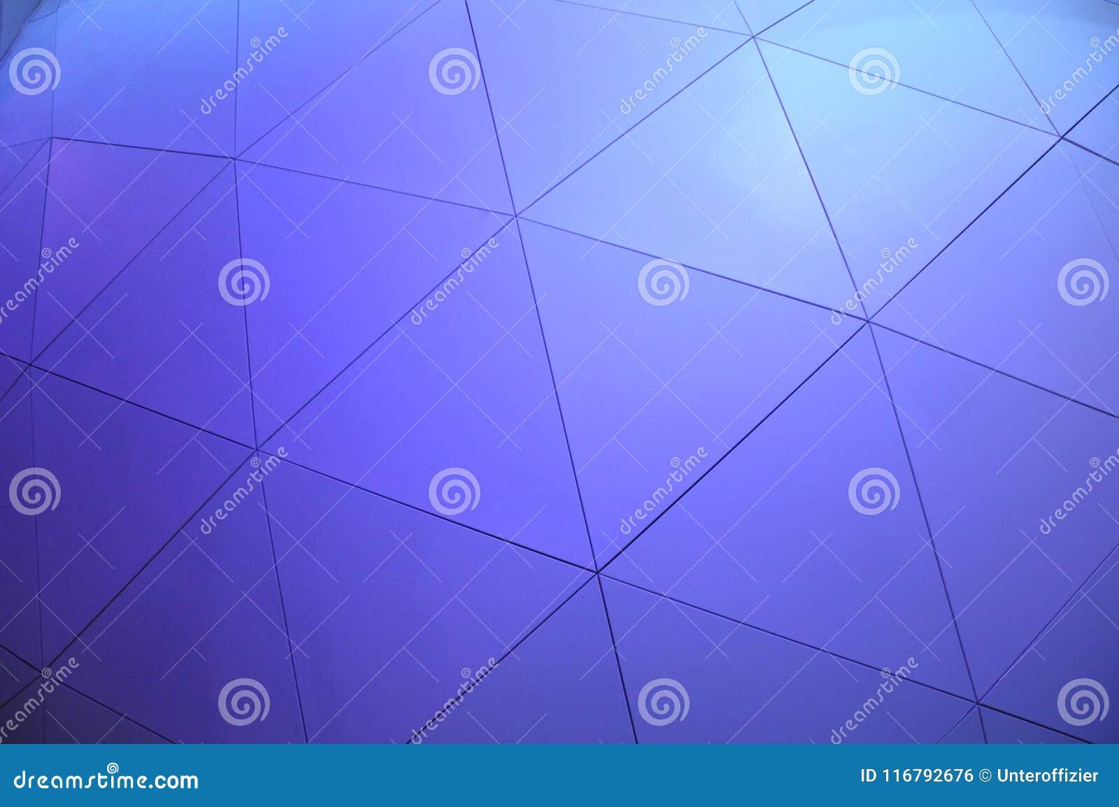 La superficie de una esfera púrpura gigantesca