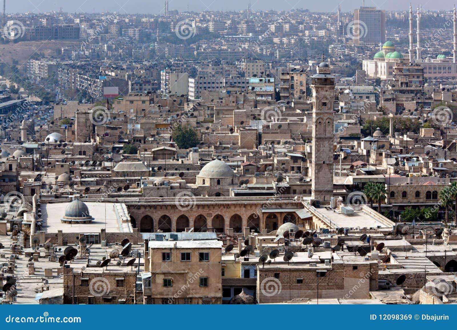 La Syrie - Aleppo