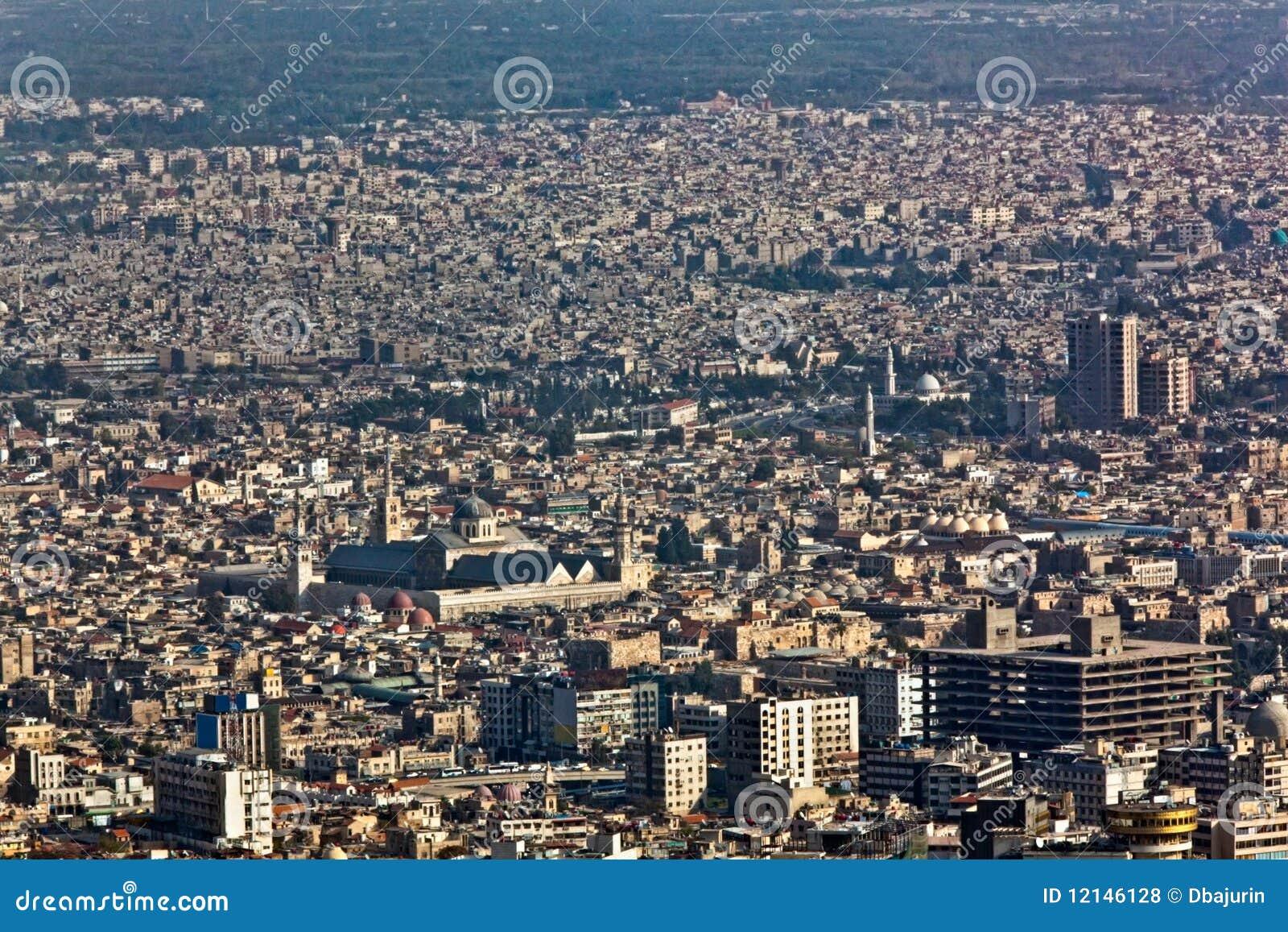 La Syrie - Damas
