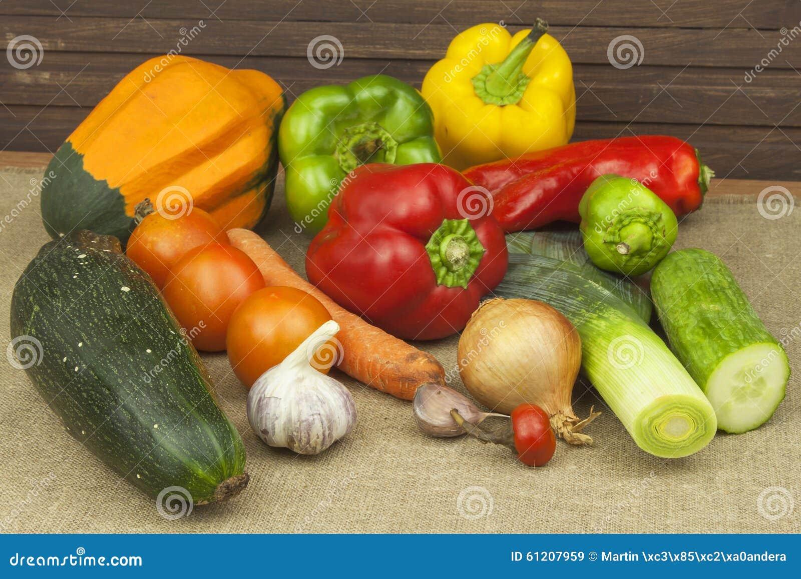 Cocinar verduras para dieta