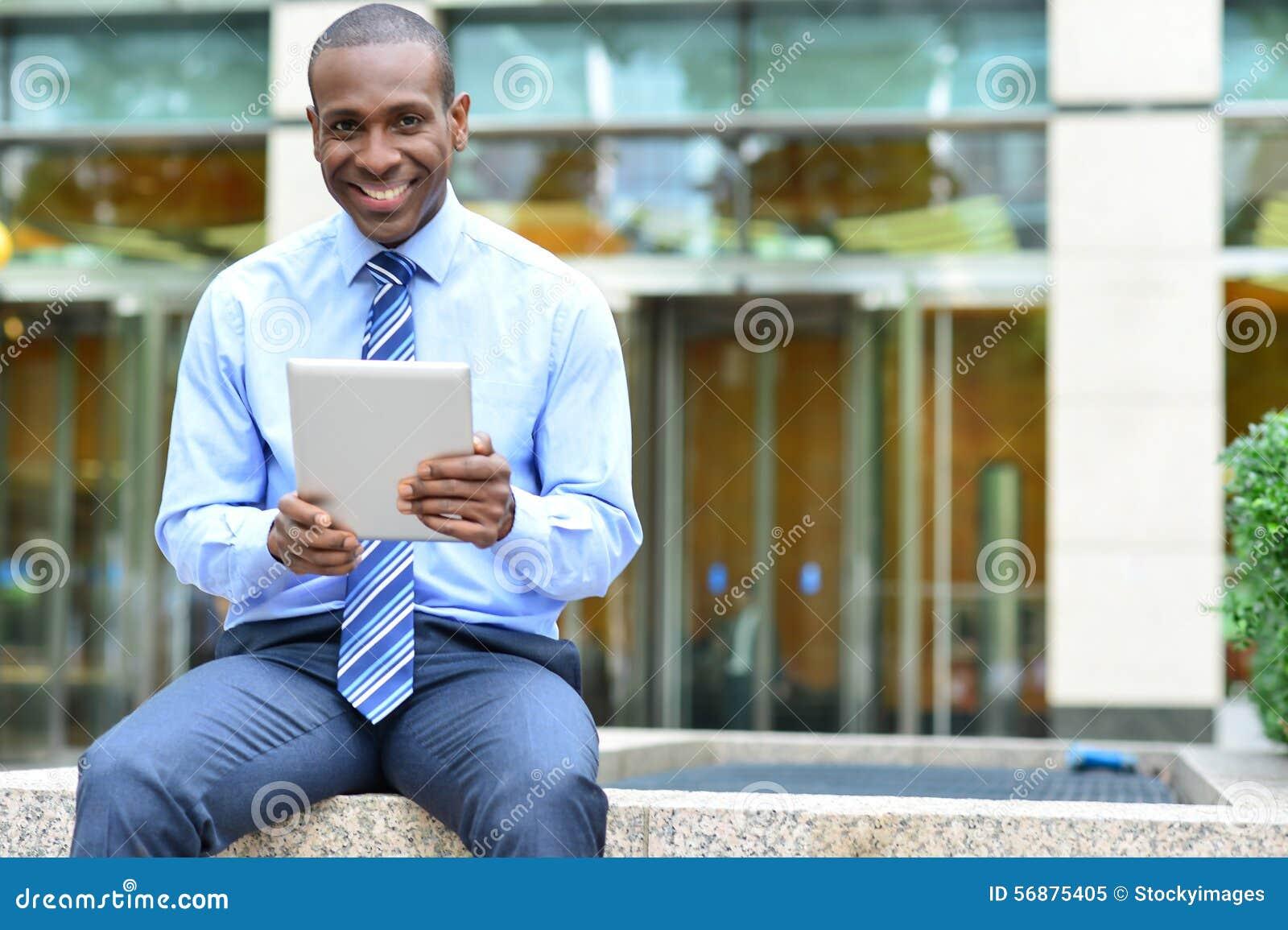 La tableta, se hace cómodo en trabajo