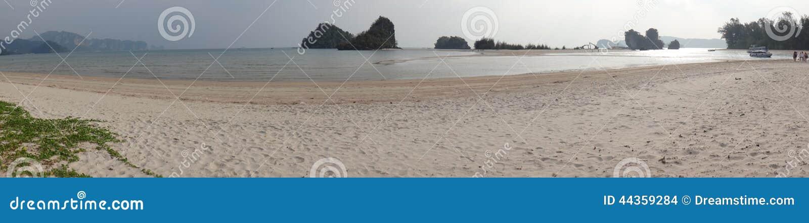 La Tailandia, Krabi, spiaggia di Nopparat Thara