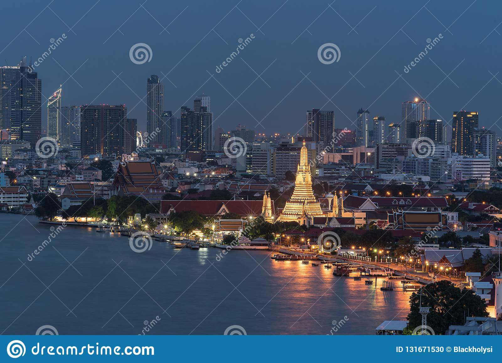 La Tailandia non vista, Temple of Dawn,
