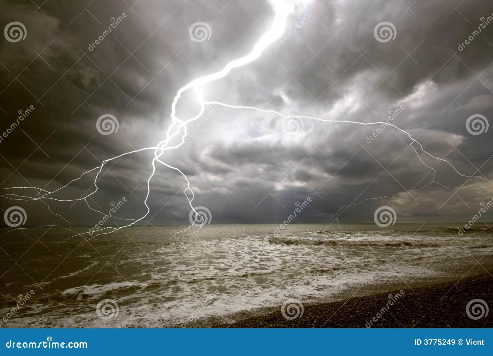 La tempesta di illuminazione