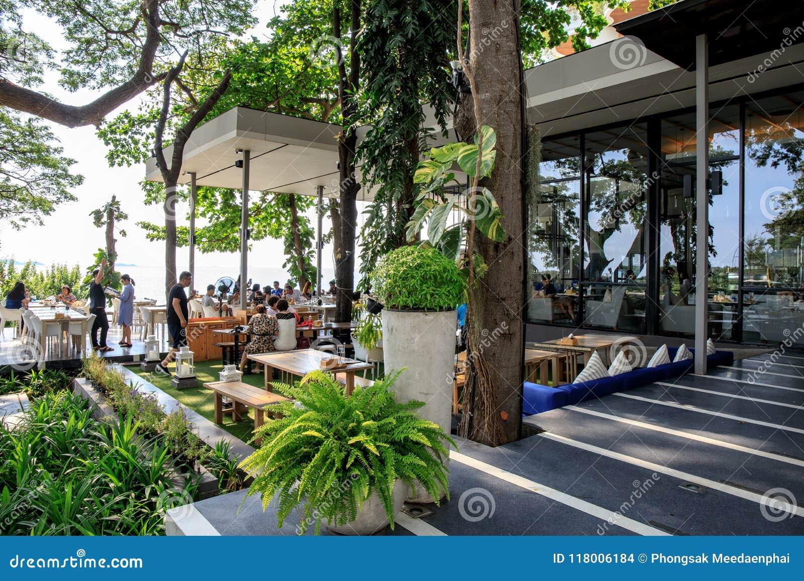 La Terraza Del Del Nombre Del Restaurante O De La