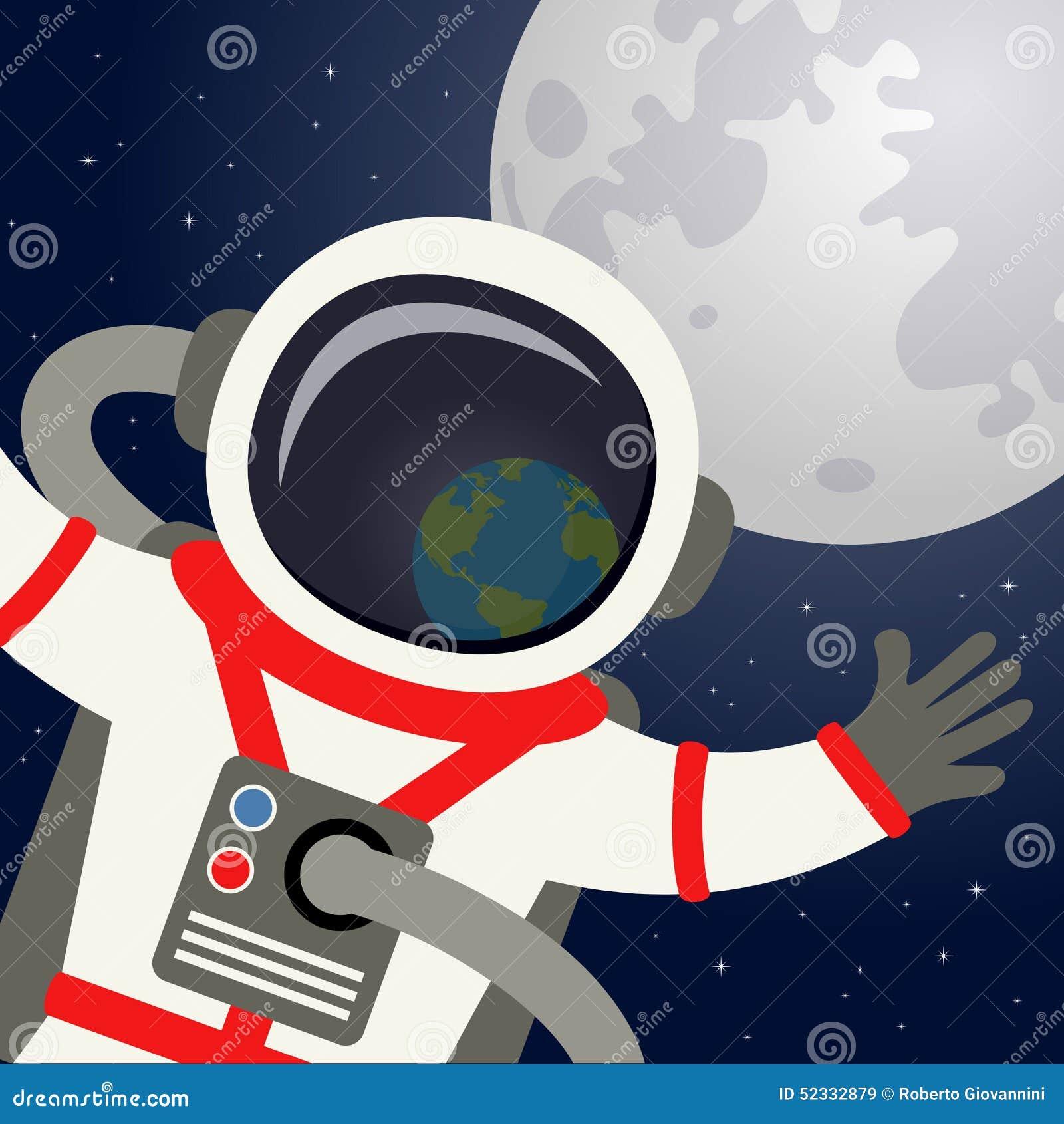 La terre de Helmet Reflecting Planet d astronaute