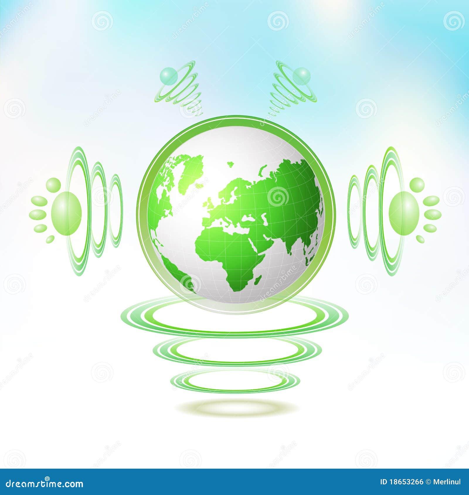 La terre verte d Eco