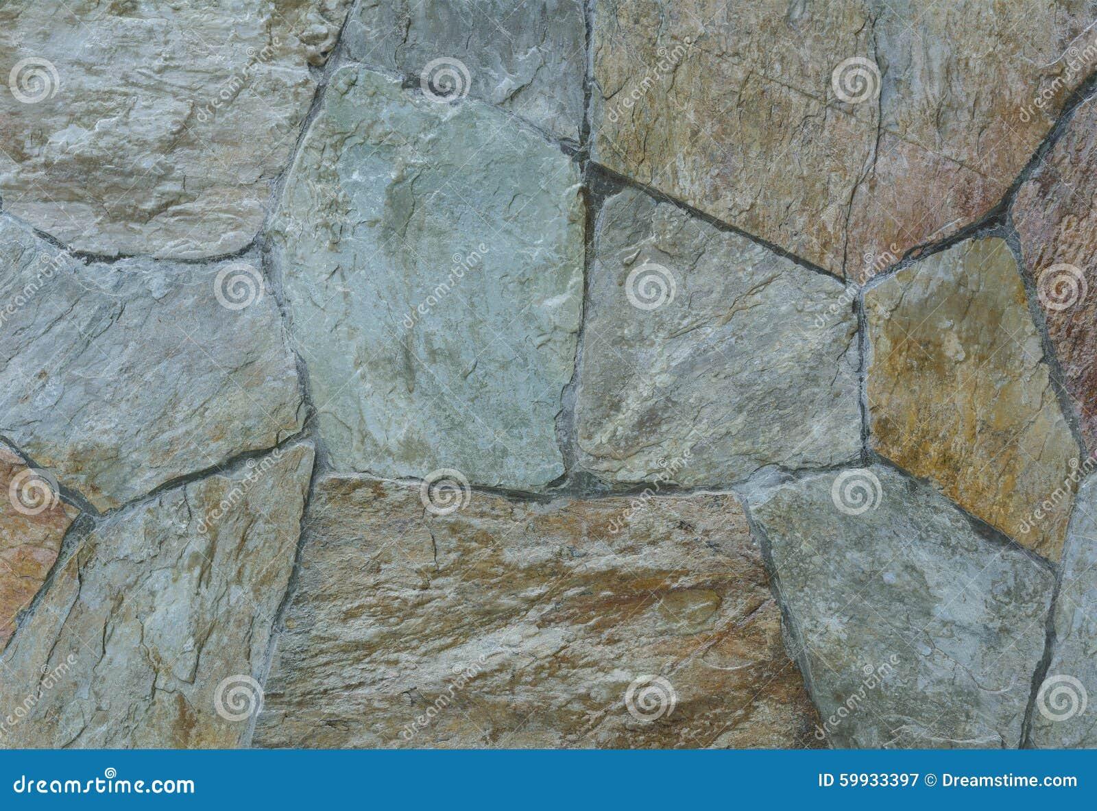 La textura del granito de piedra natural junta las piezas for Granito en piedra