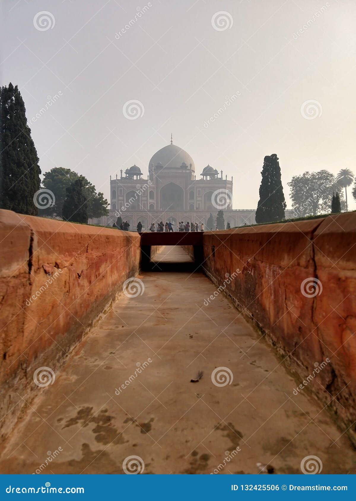 La tomba di Humayun - una nuova prospettiva