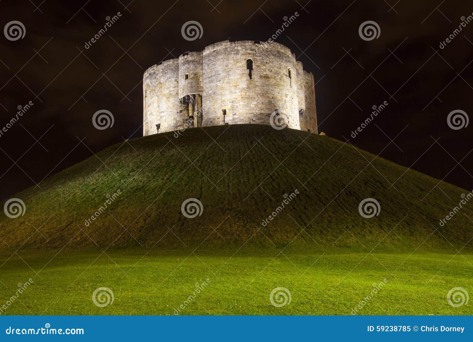 Download La Torre De Clifford En York Imagen de archivo - Imagen de fortaleza, clifford: 59238785
