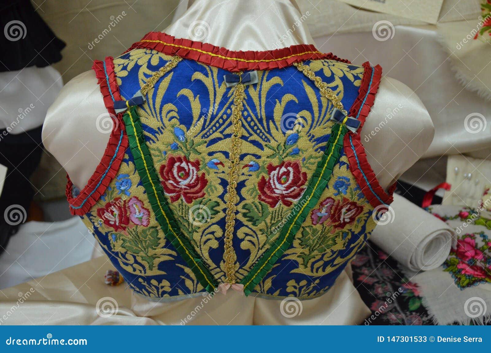 La tradition et les gens de la Sardaigne