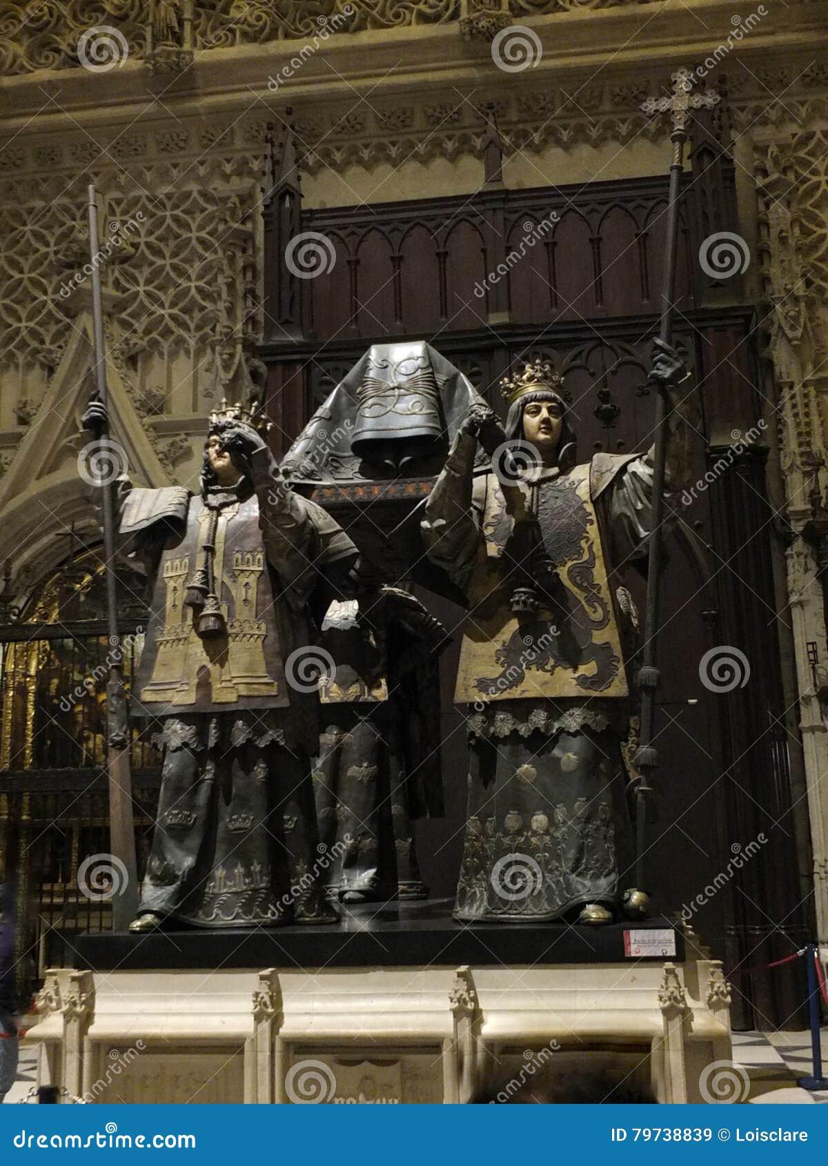 La tumba de Christopher Columbus