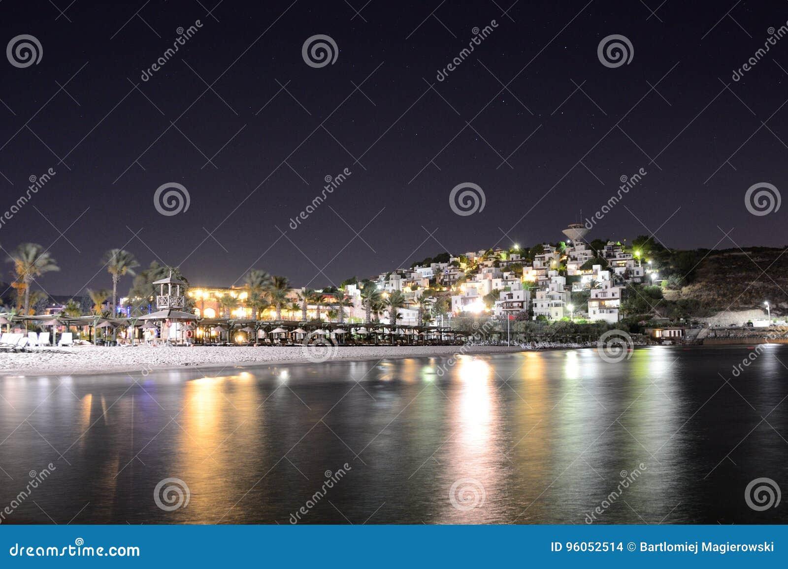 La Turquie, Bagla par nuit