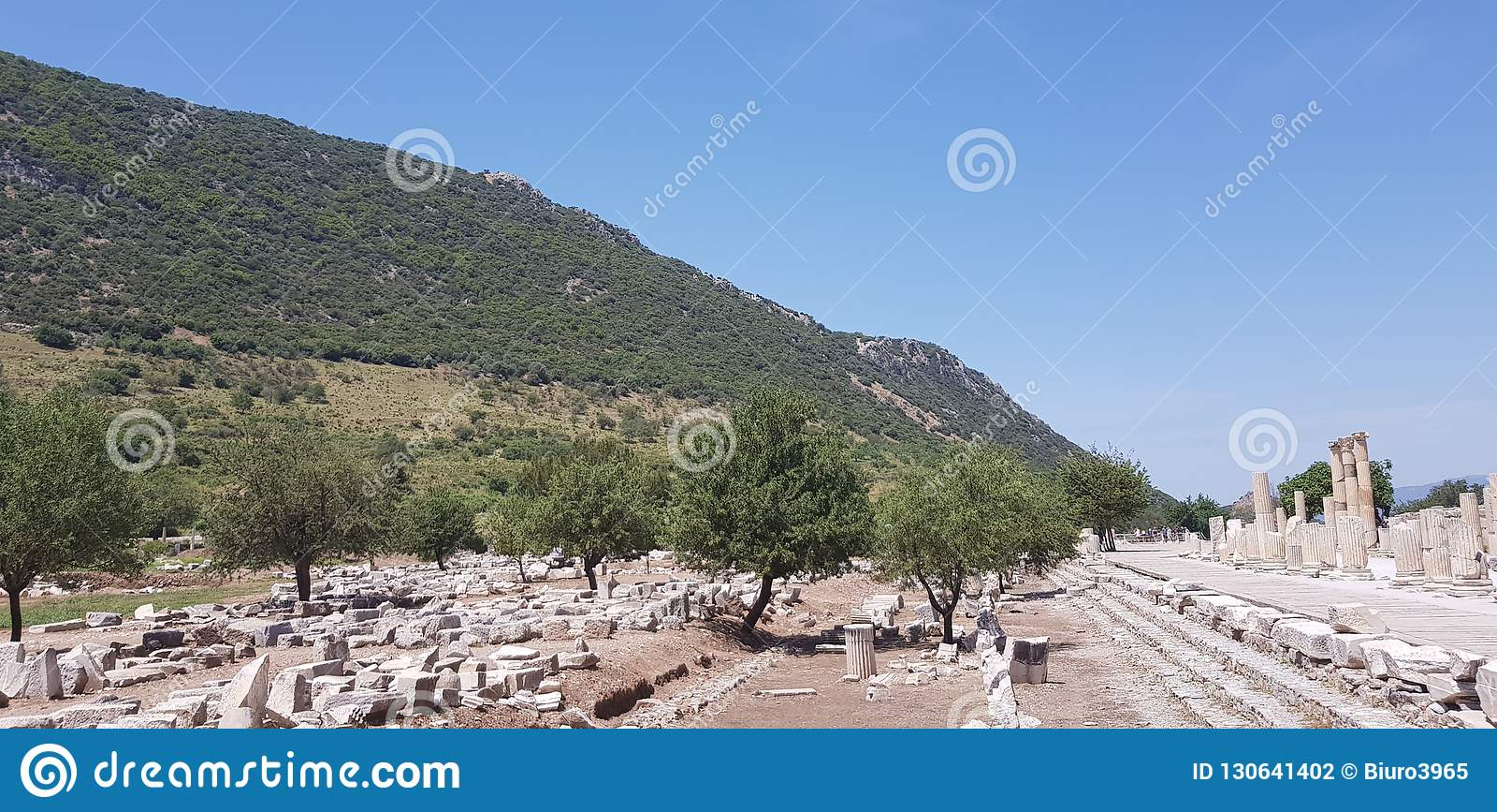 La Turquie du sud Efes