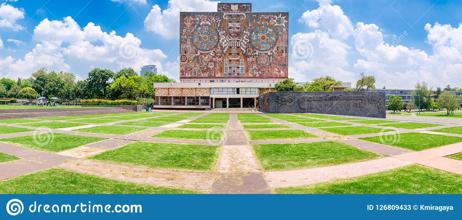 La universidad autónoma nacional de México