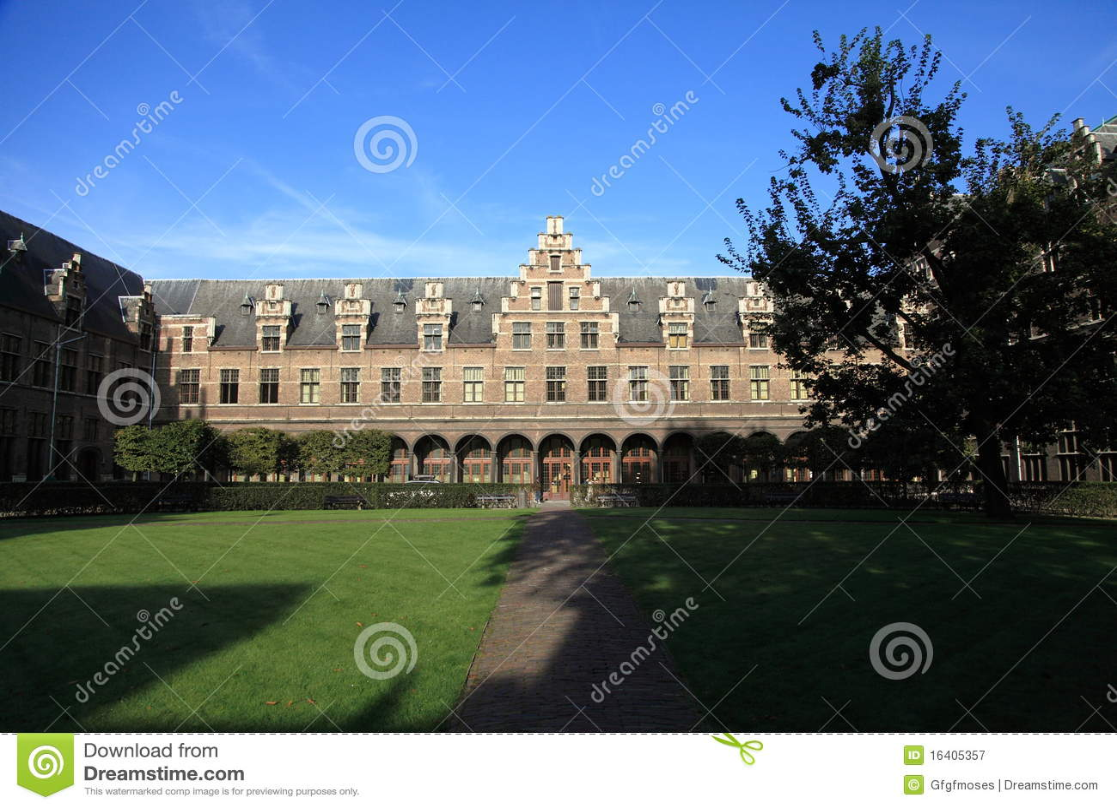 La universidad de Amberes