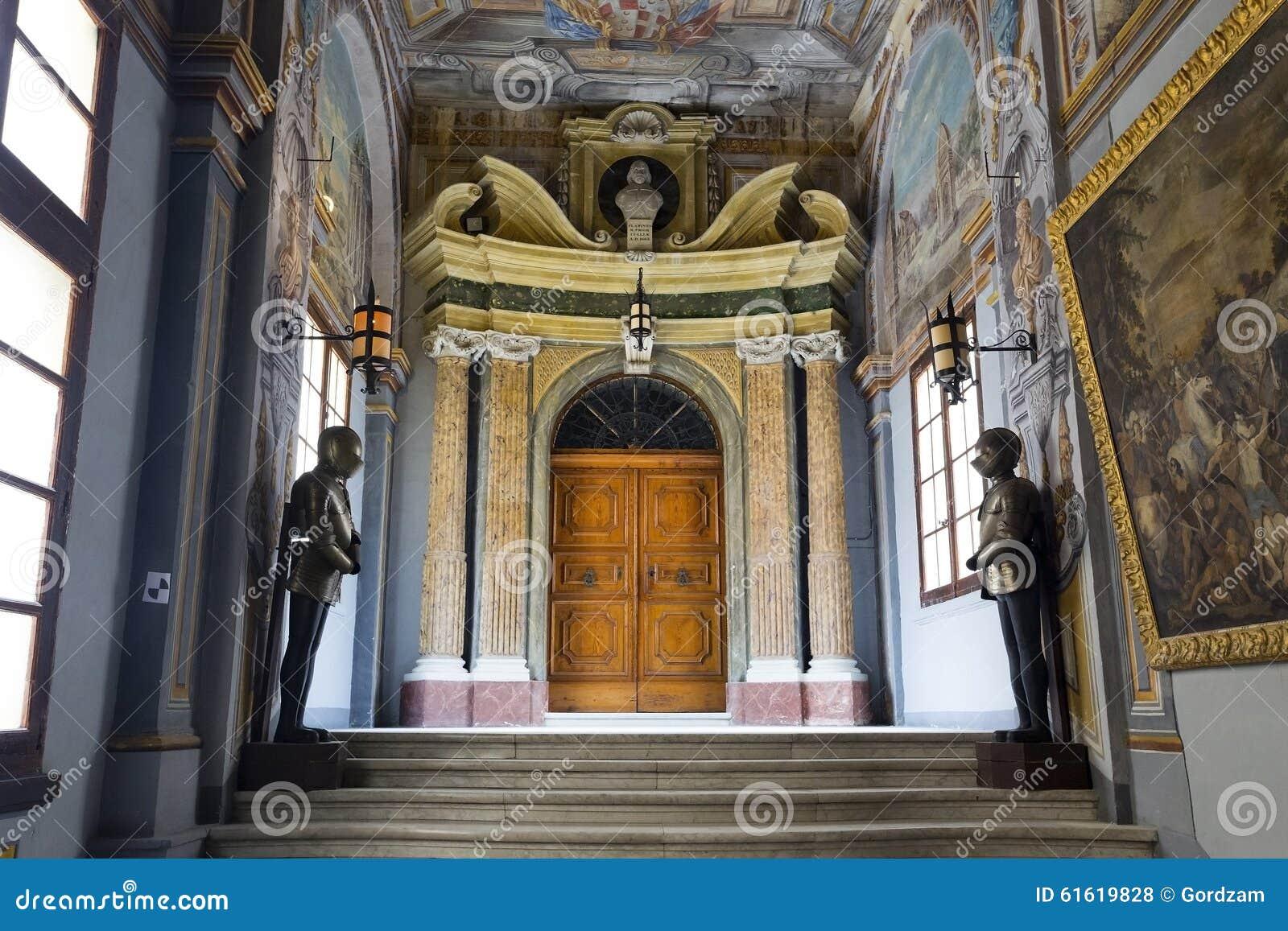 La Valeta, Malta 31 de octubre de 2015: El palacio del Grandmaster