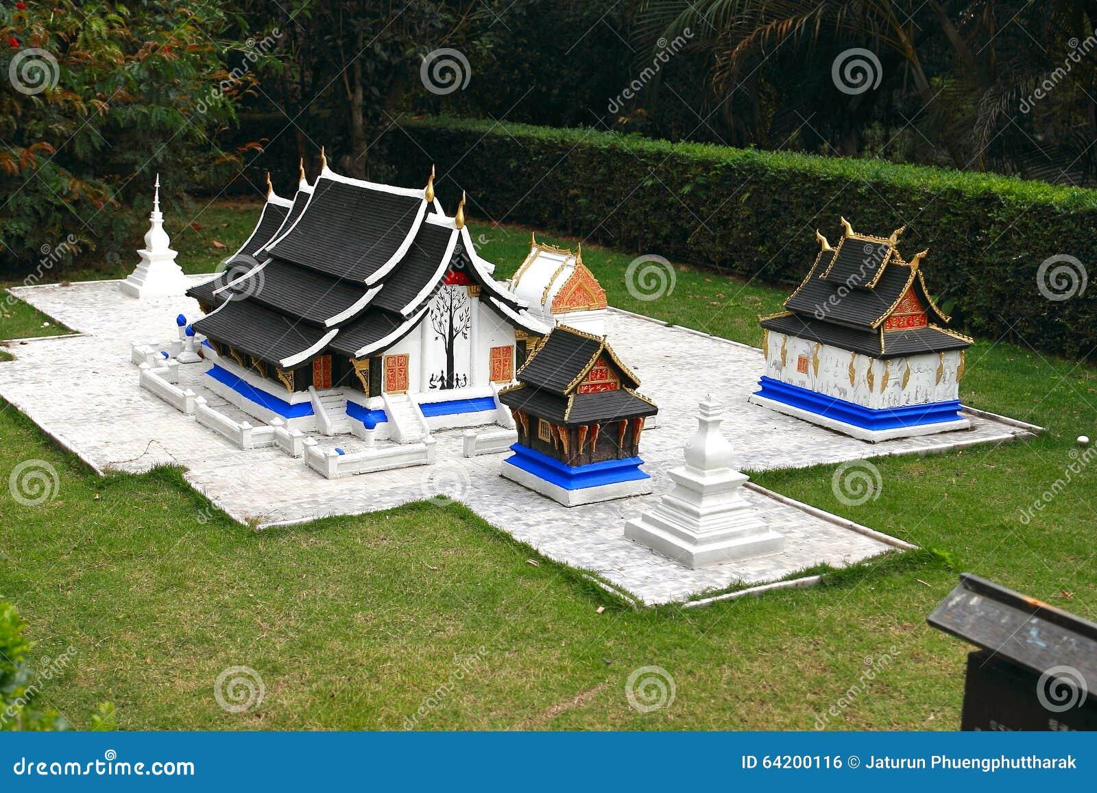 La ventana del mundo es una ciudad miniatura situada en Shenzhen, China