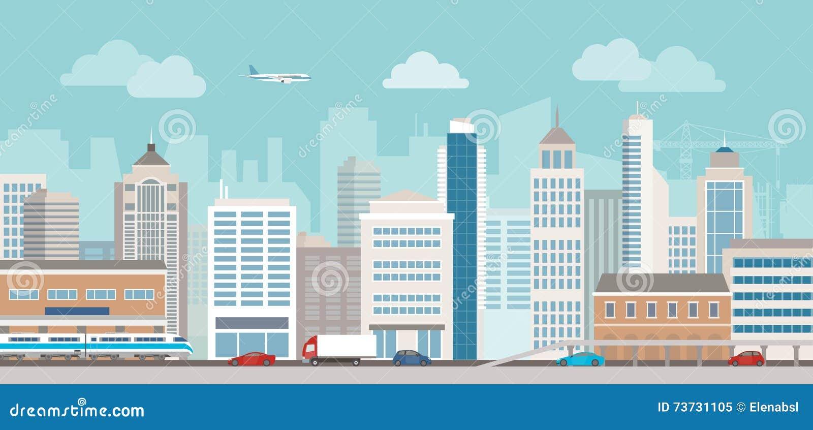 La vie de ville