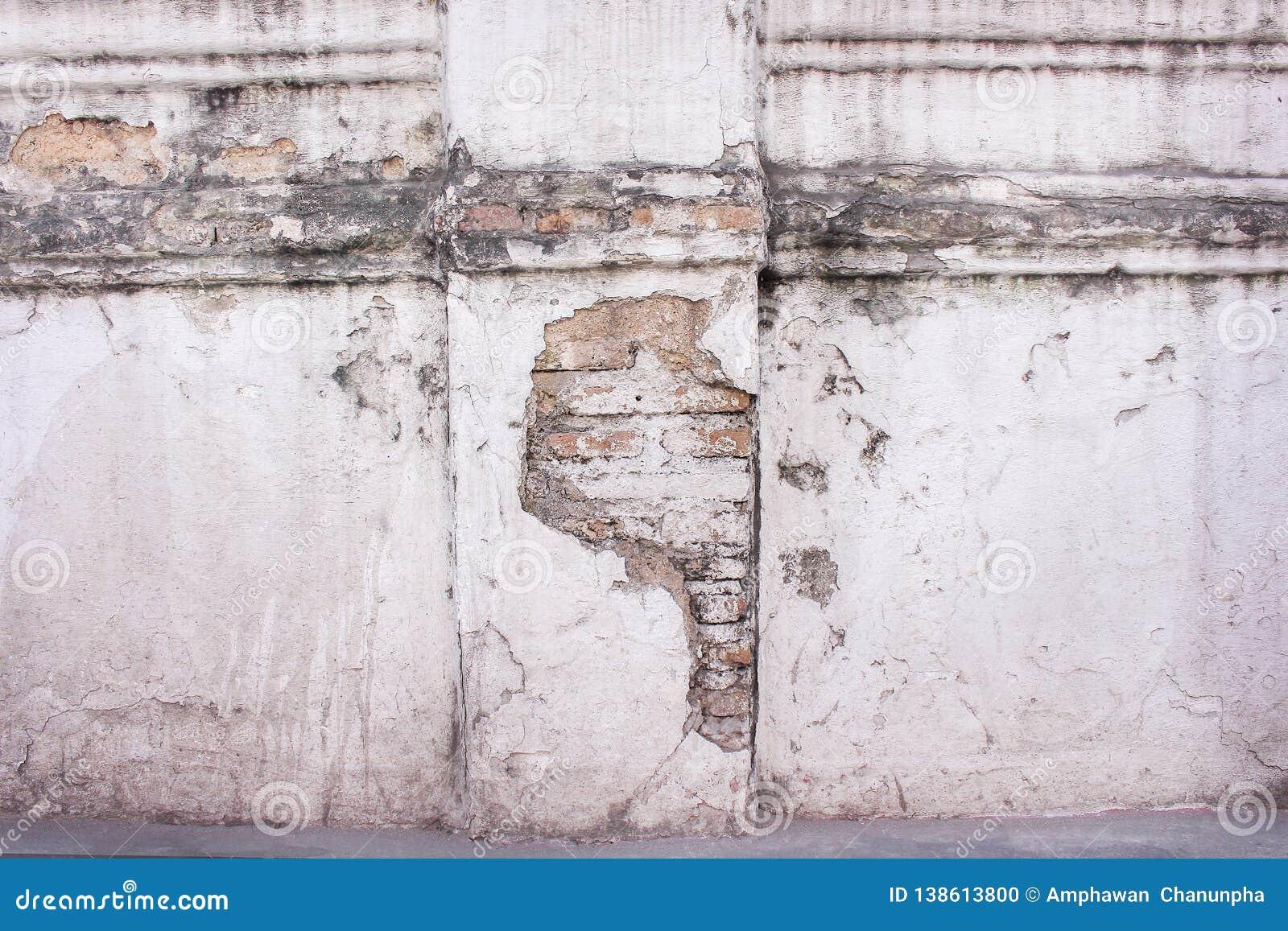 Peinture Pour Brique Extérieur la vieille brique de texture a délabré l'abrégé sur modèles