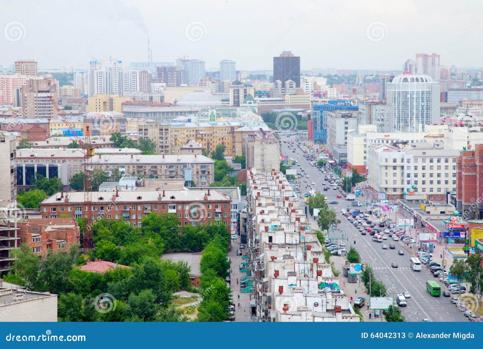 Six choses ne surtout pas manquer Novossibirsk