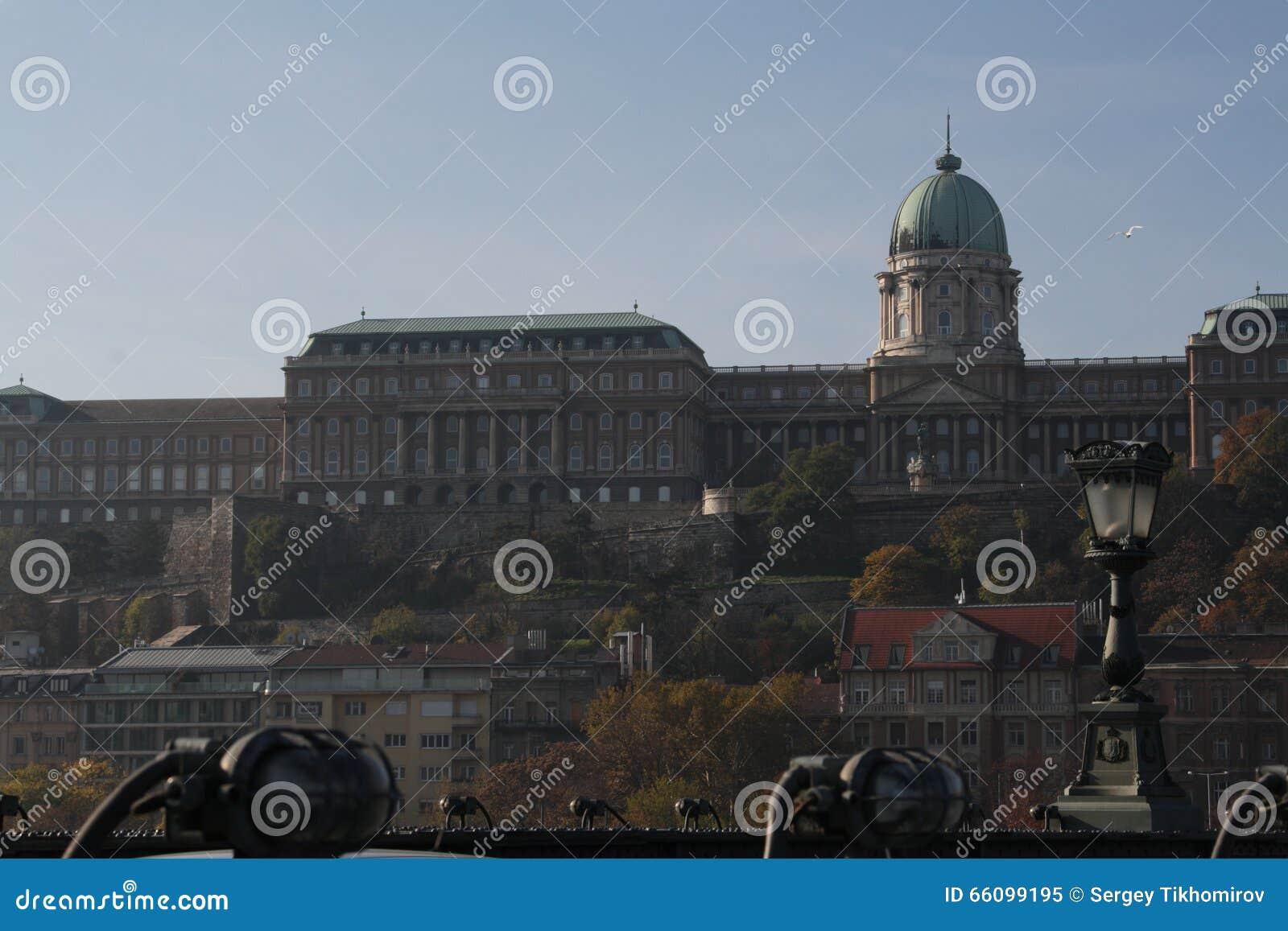 La vista de Budapest, año 2008