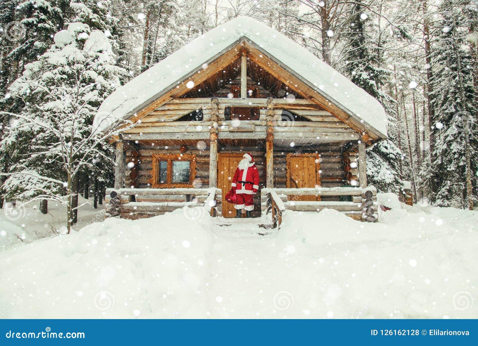 La vita quotidiana di Santa Claus