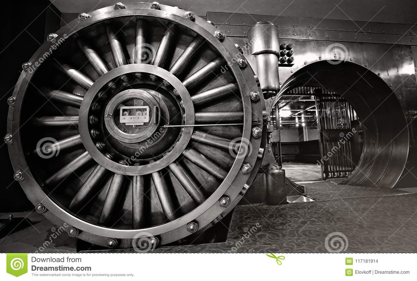 La volta, spazio della volta di banca
