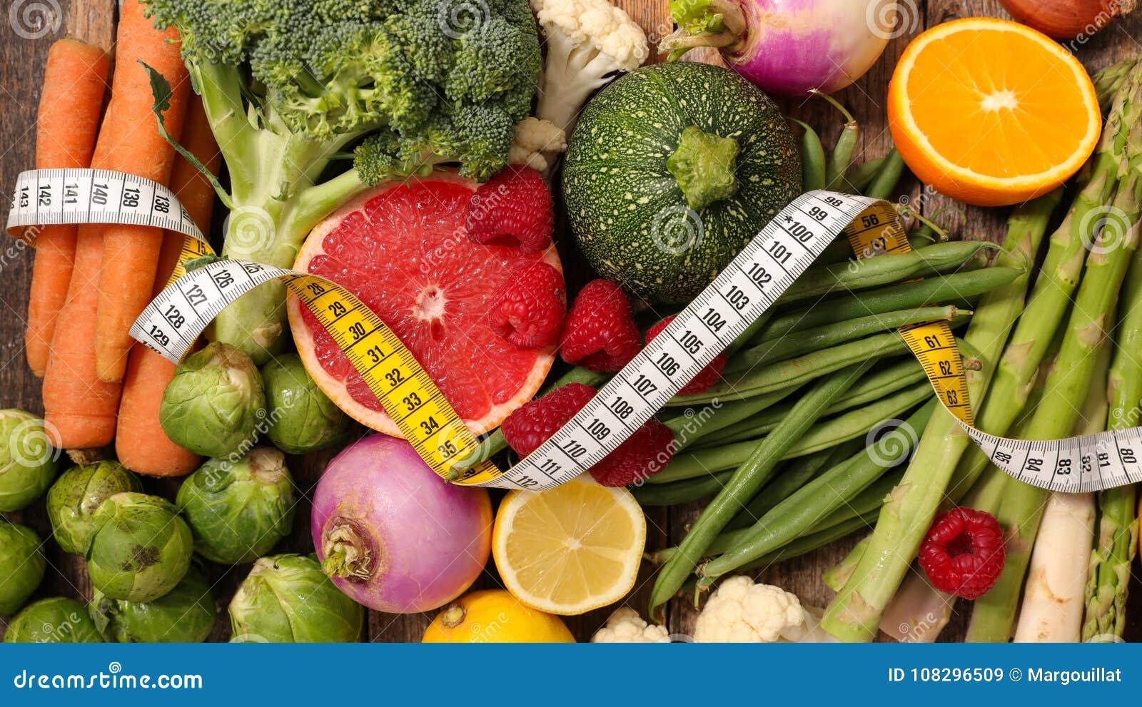 Laag - calorie, natuurlijke voeding