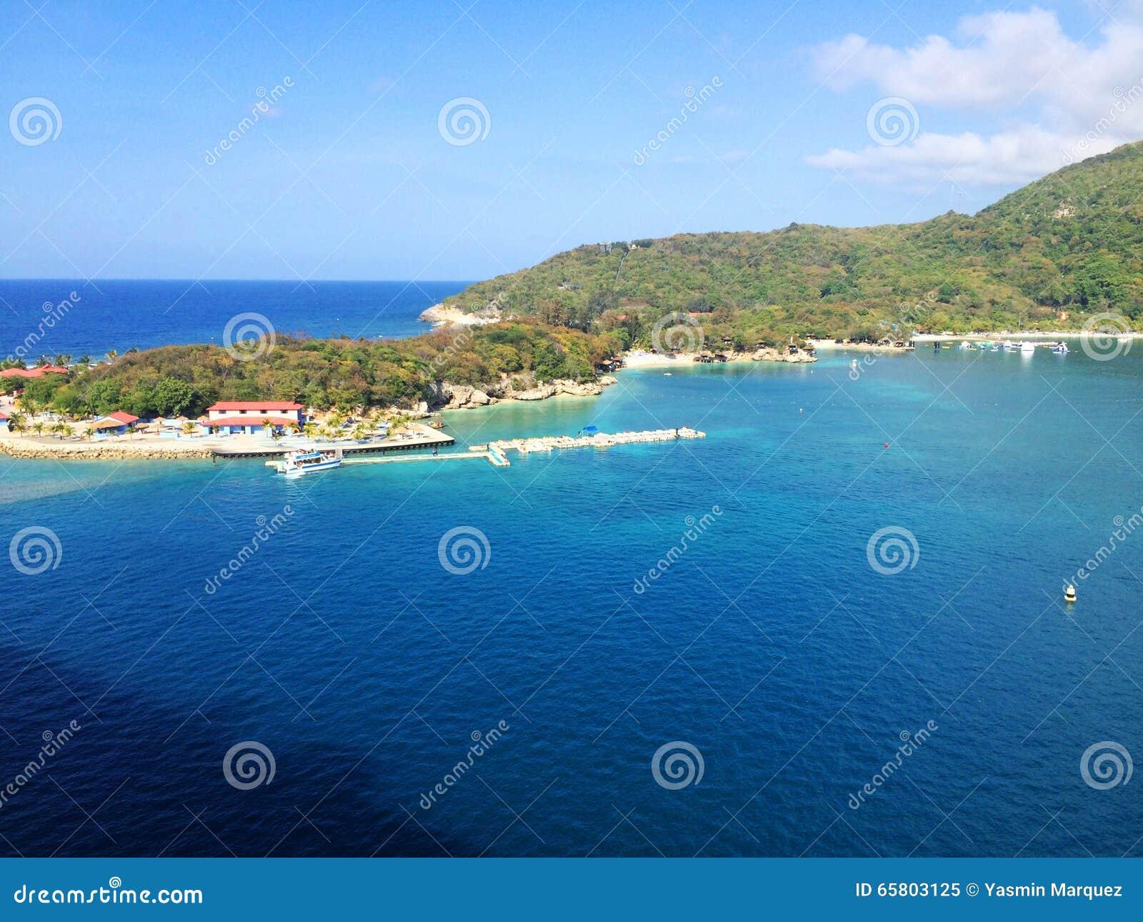 Labadee,海地
