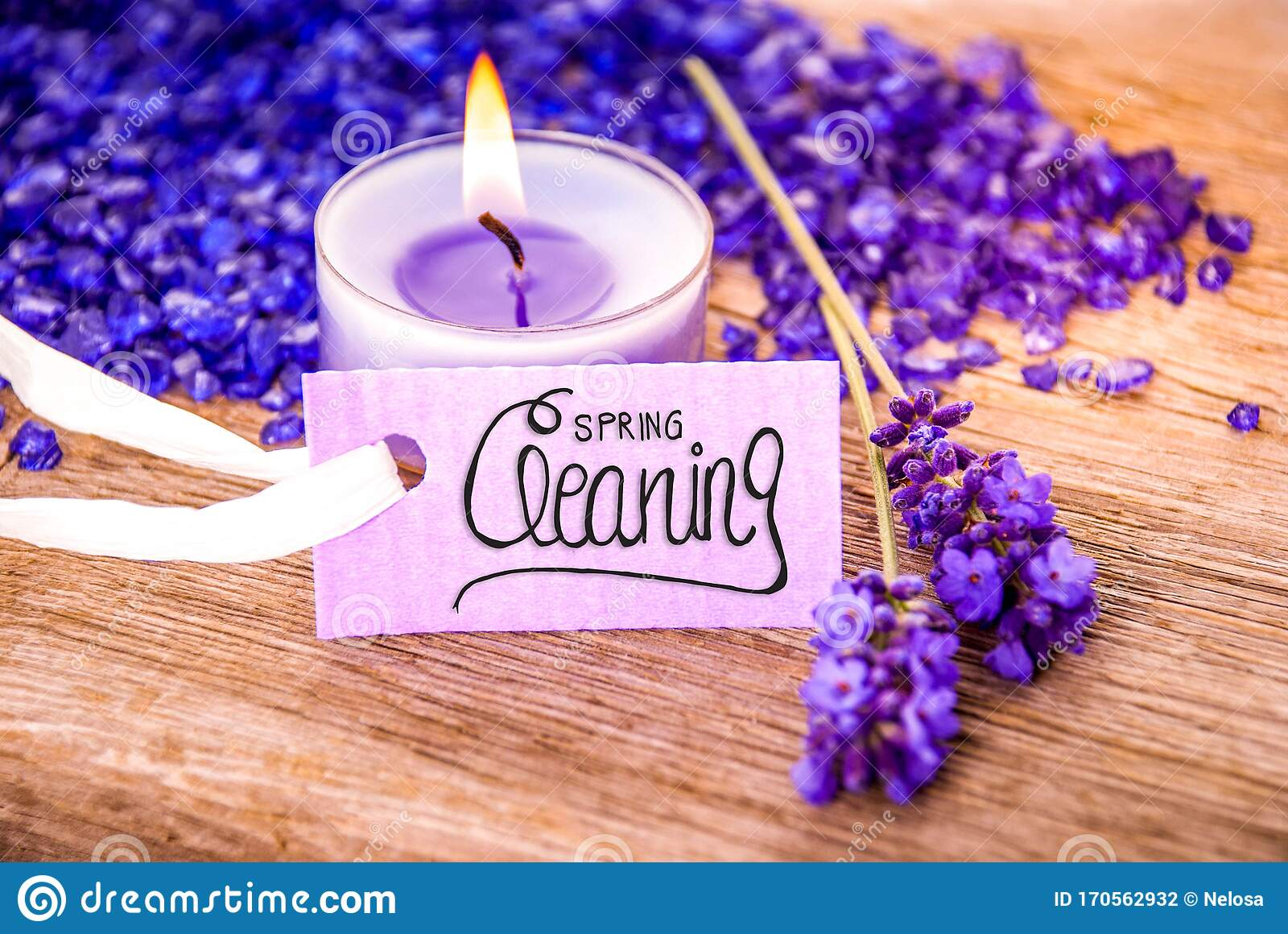 Spring Cleaning Kit - Candle Light Story