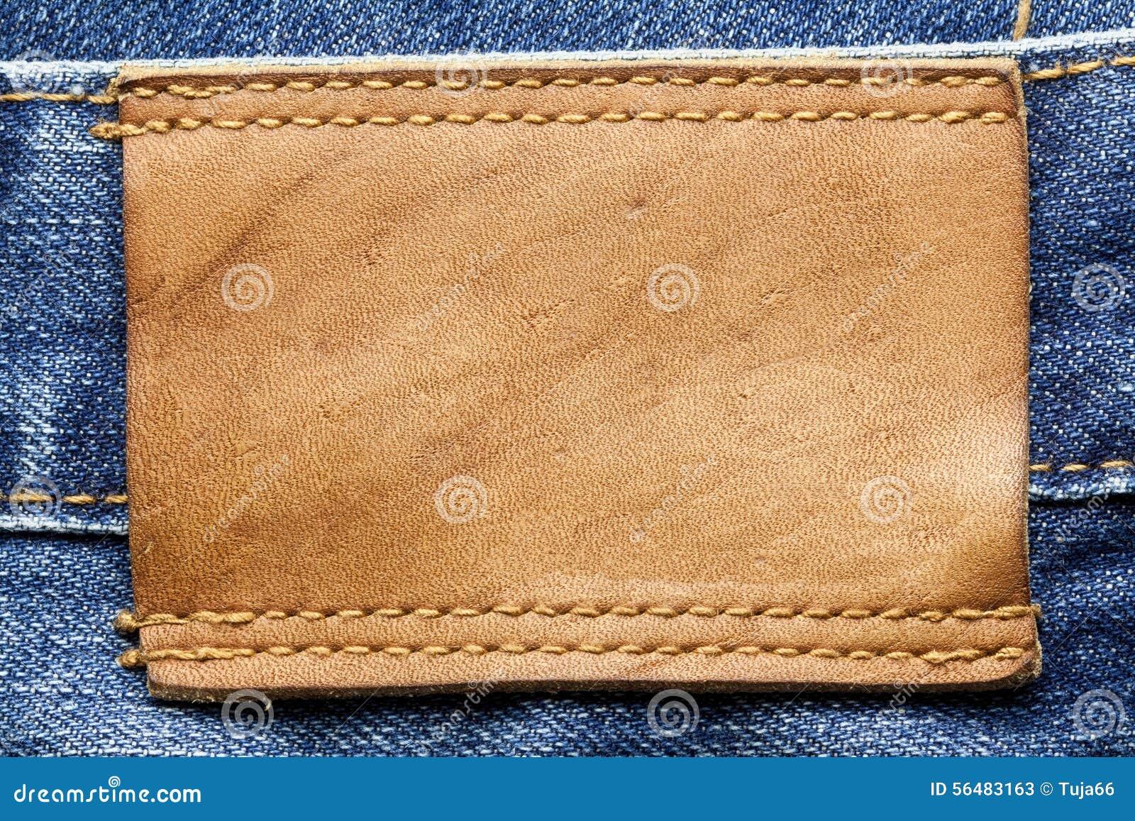 Label de jeans