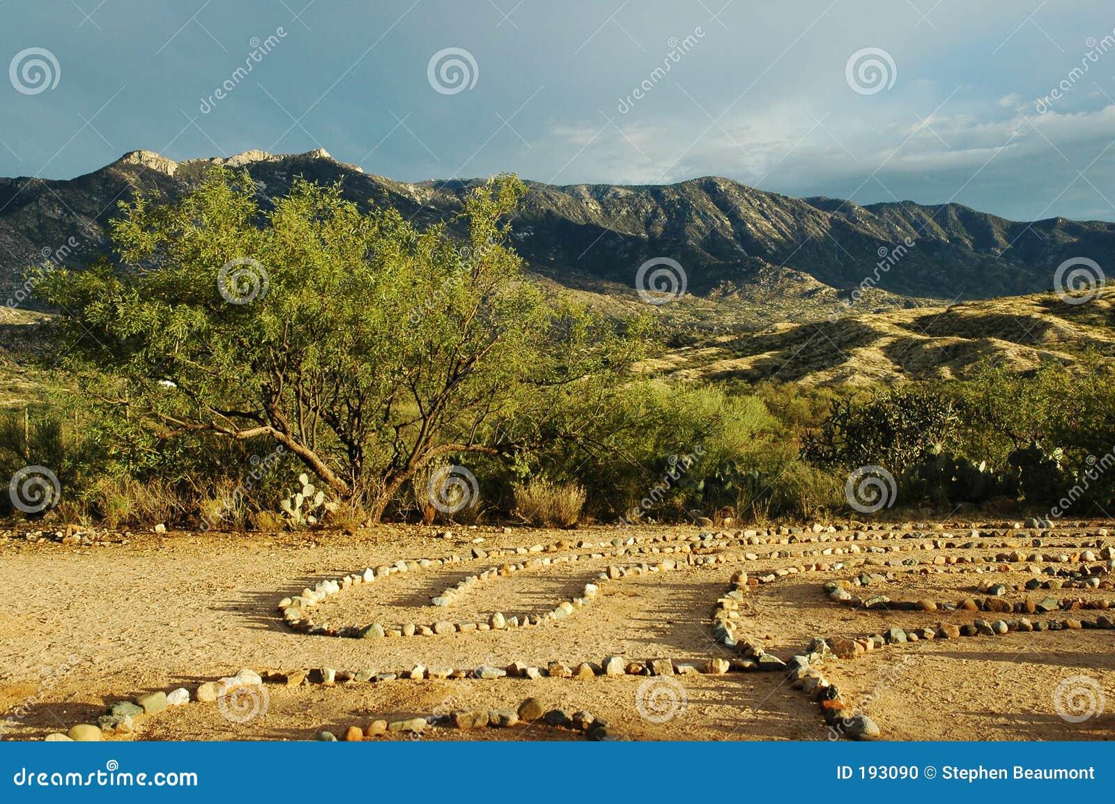 Laberinto de Arizona