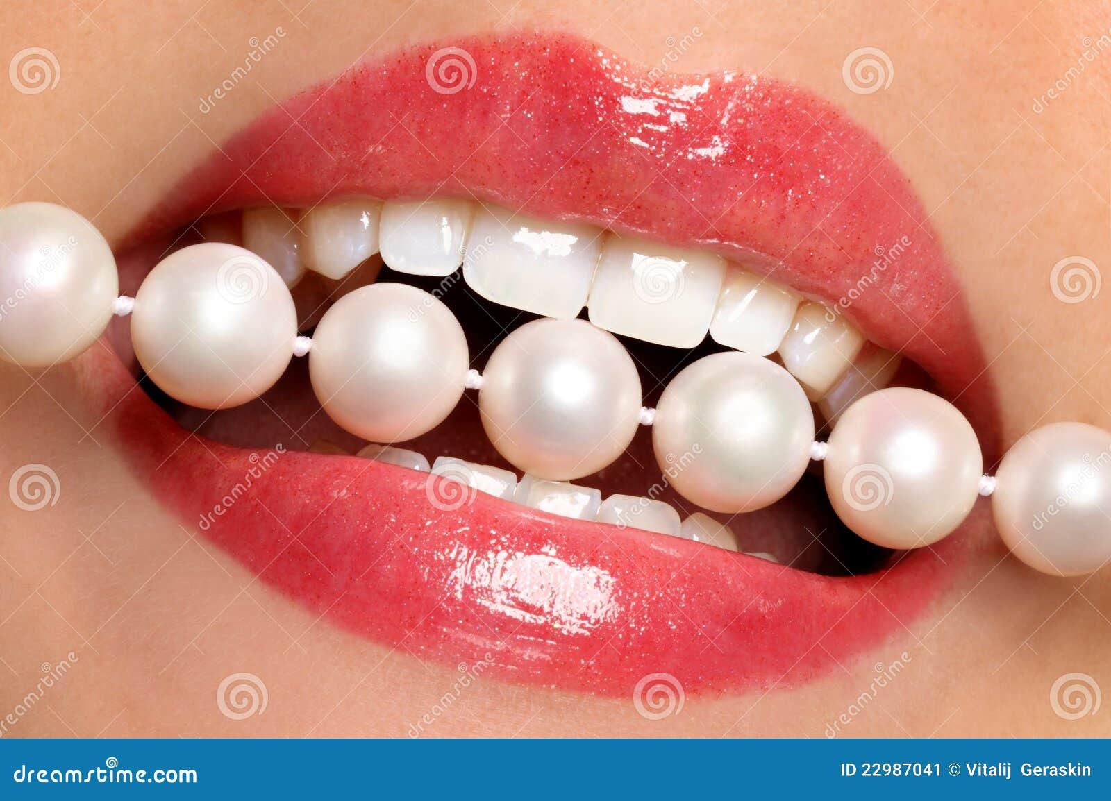 labios dientes: