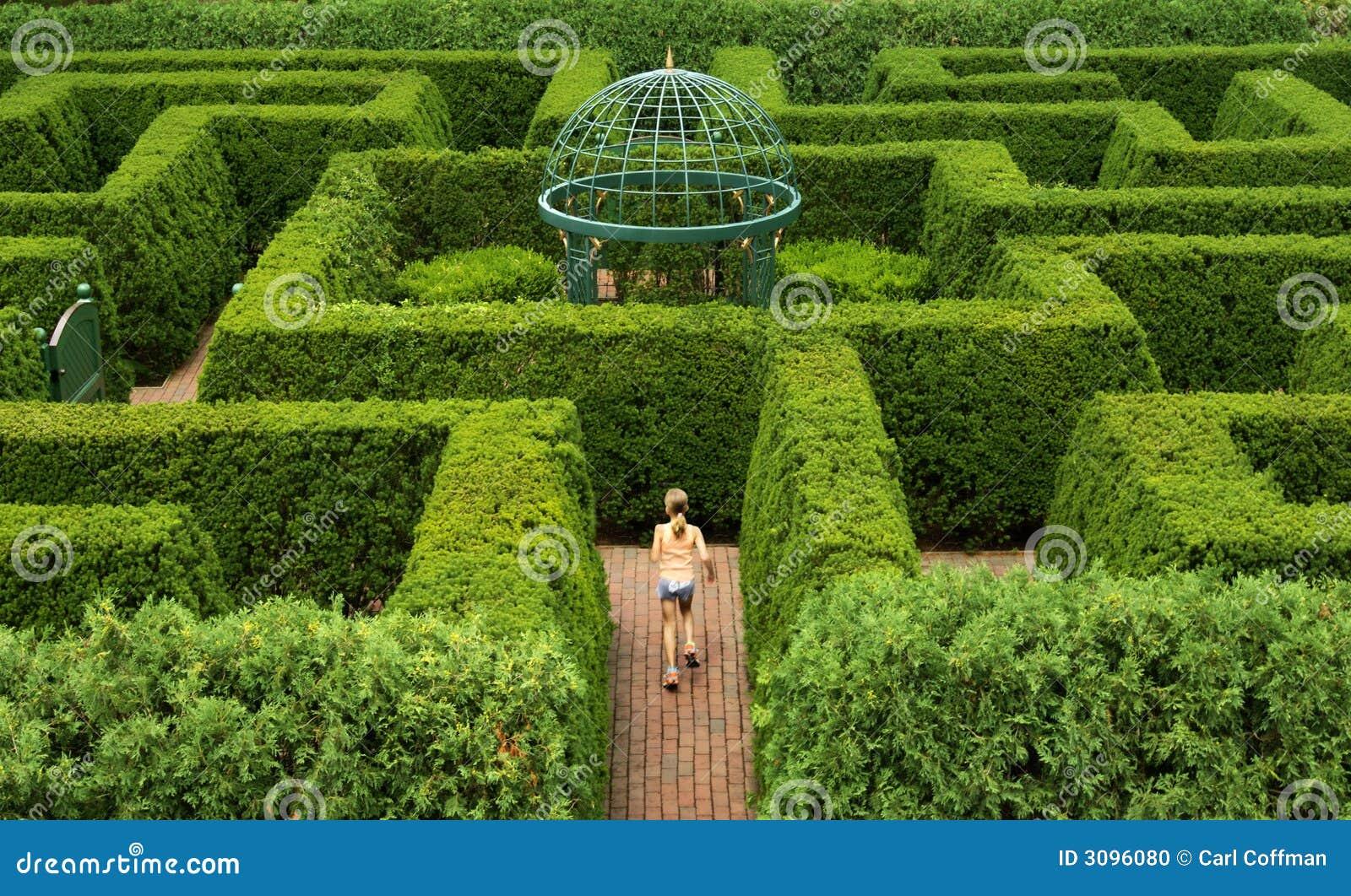 Labirinto A della barriera