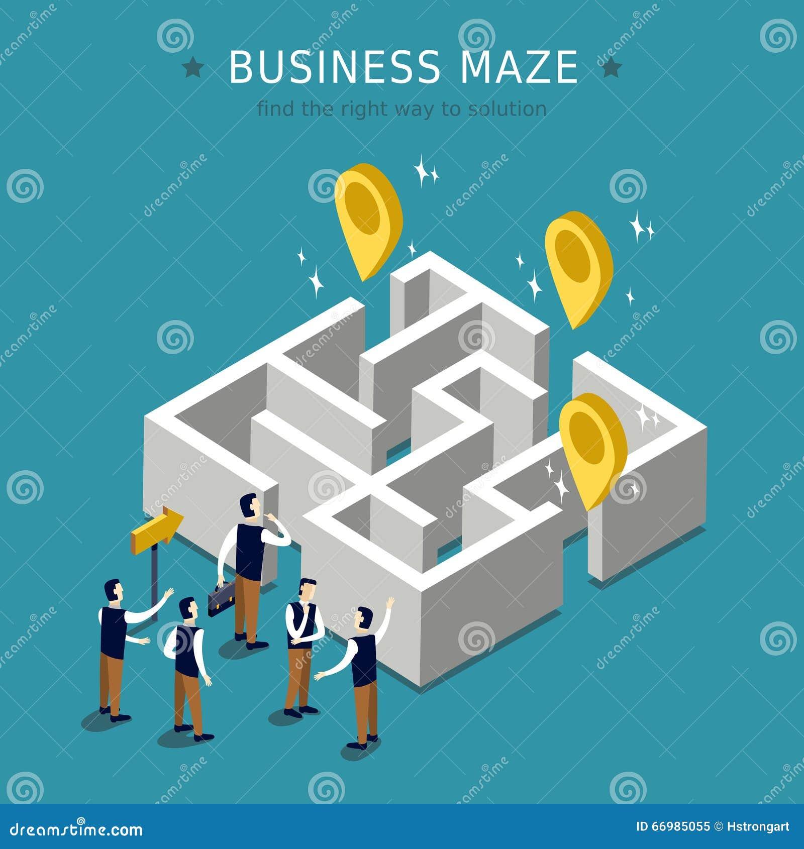 Labirinto di affari