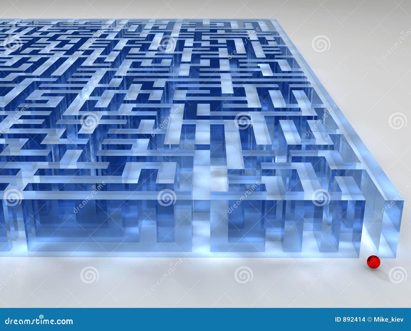 Labirinto di vetro