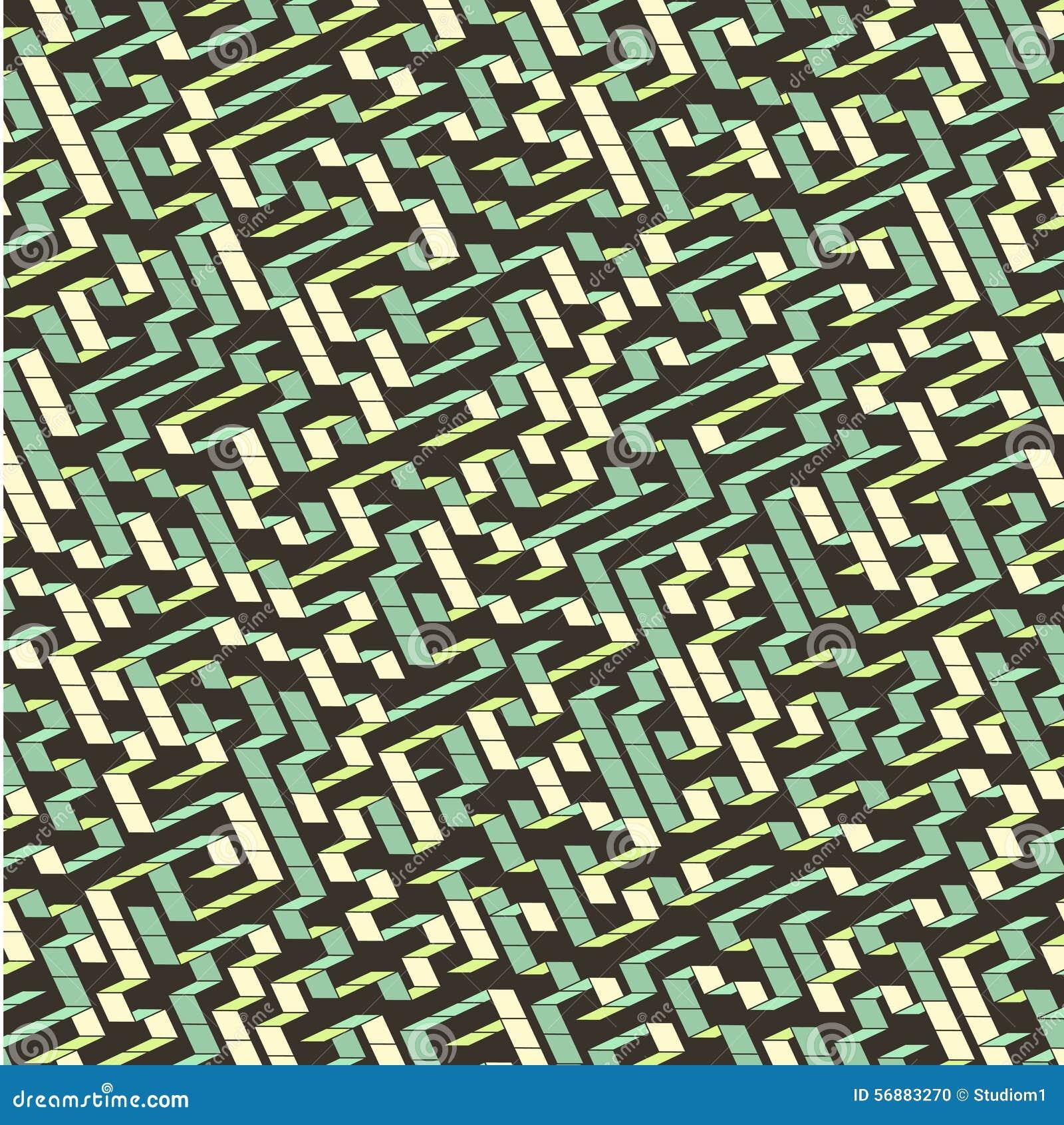 Labirinto Illustrazione di vettore del labirinto