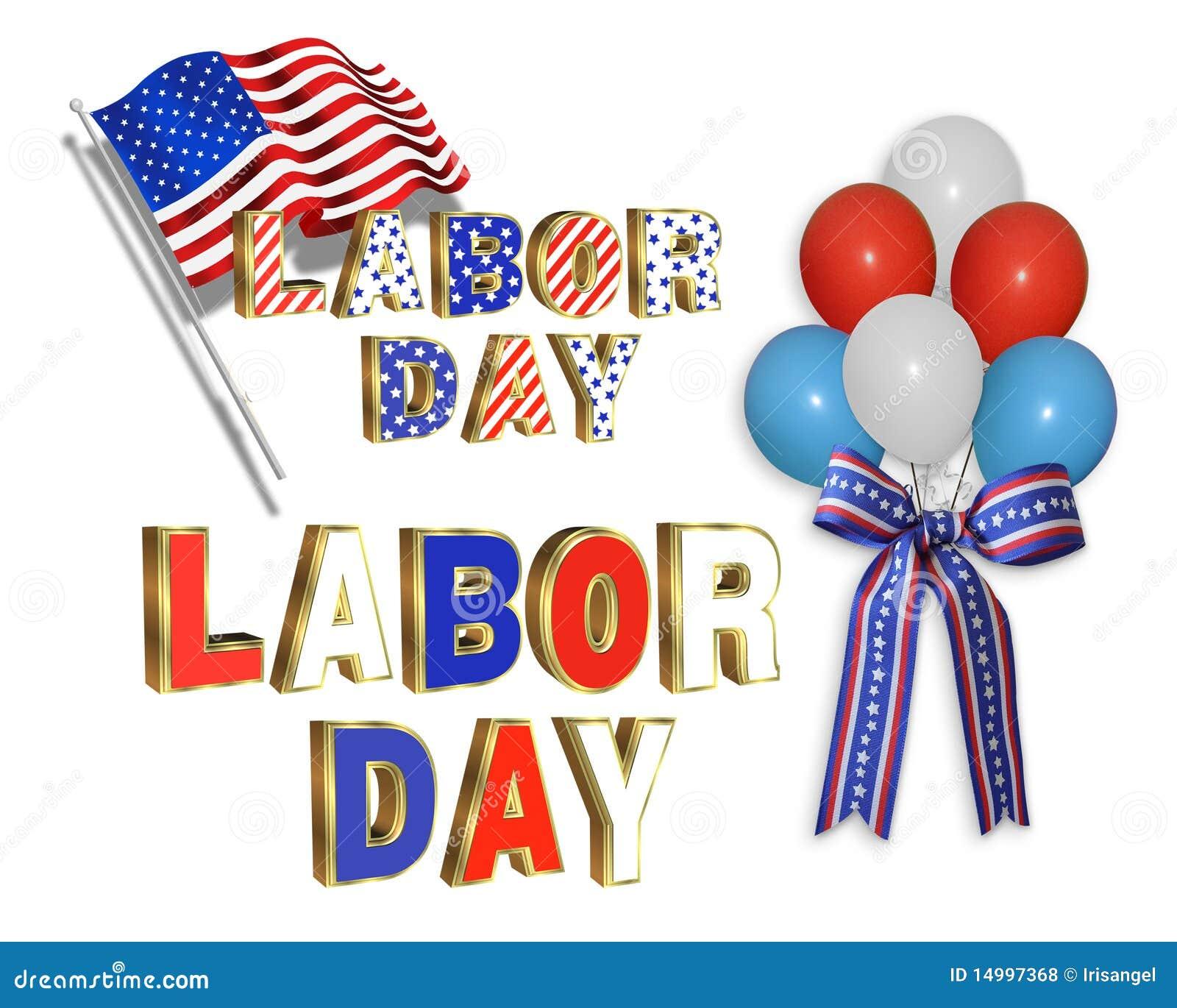 Labor Day Clip Art Illustrations Stock Illustration Illustration
