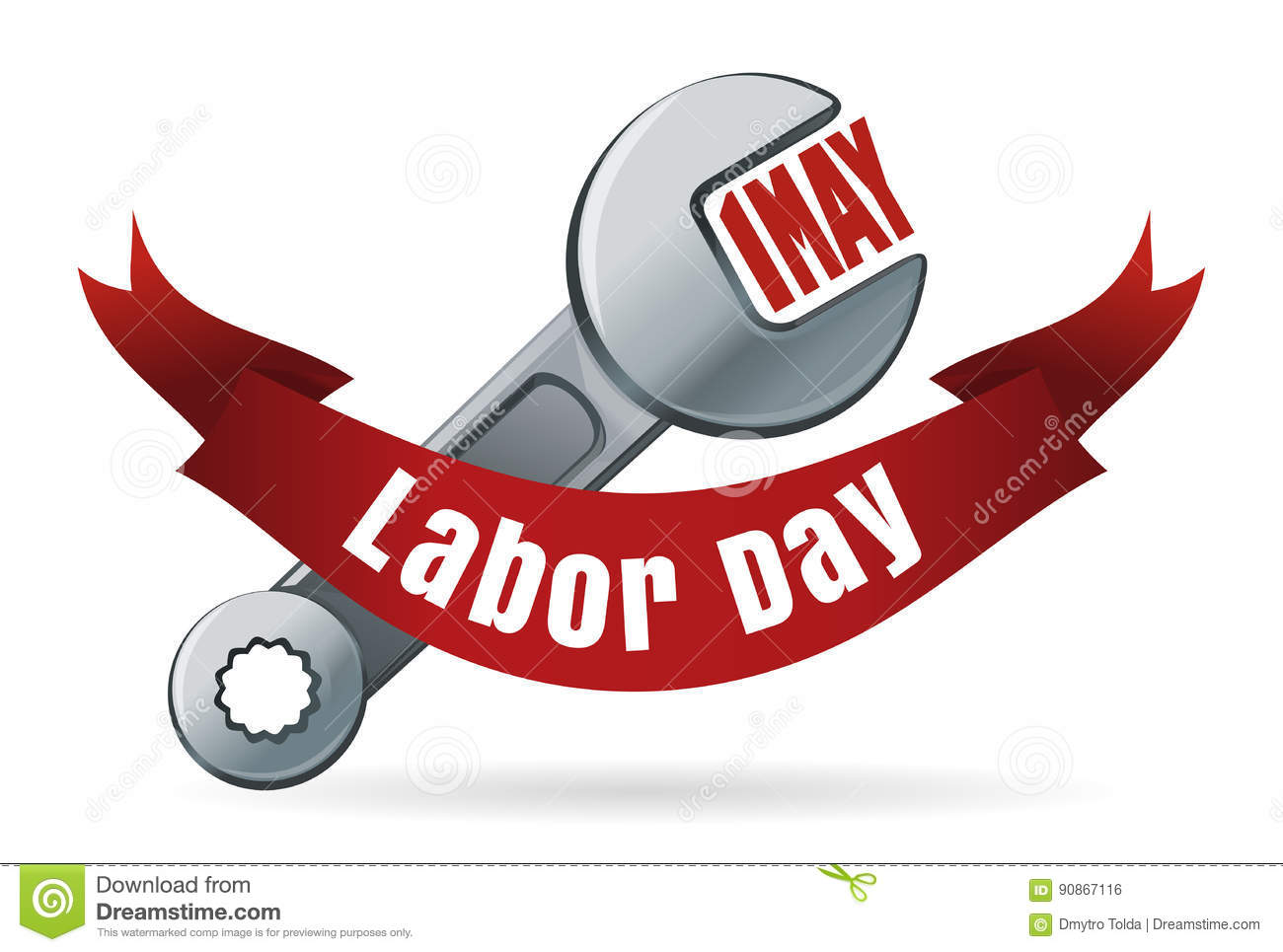Labor day may 1 international workers day stock vector labor day may 1 international workers day buycottarizona Choice Image