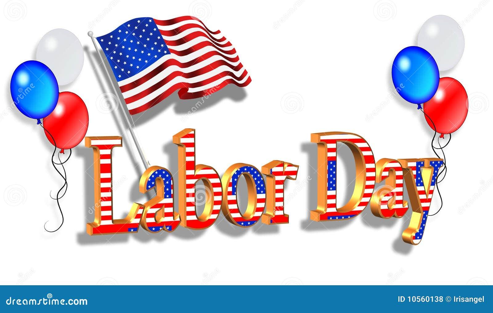 Labor Day Patriotic Border Graphic Royalty Free Stock Photos ...