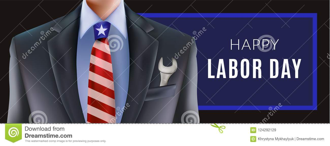 best loved great variety styles pretty cool Labor day sale stock vector. Illustration of suit, fashion ...