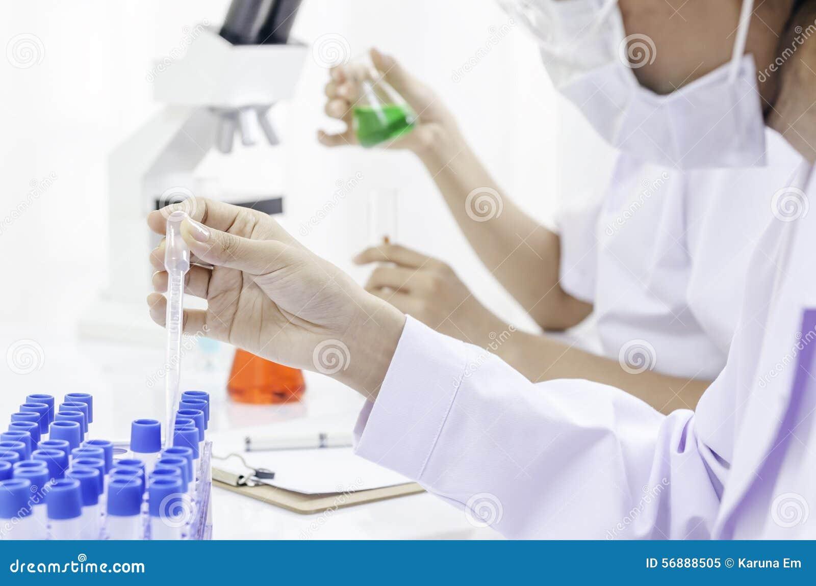 Laboratorio biomedico
