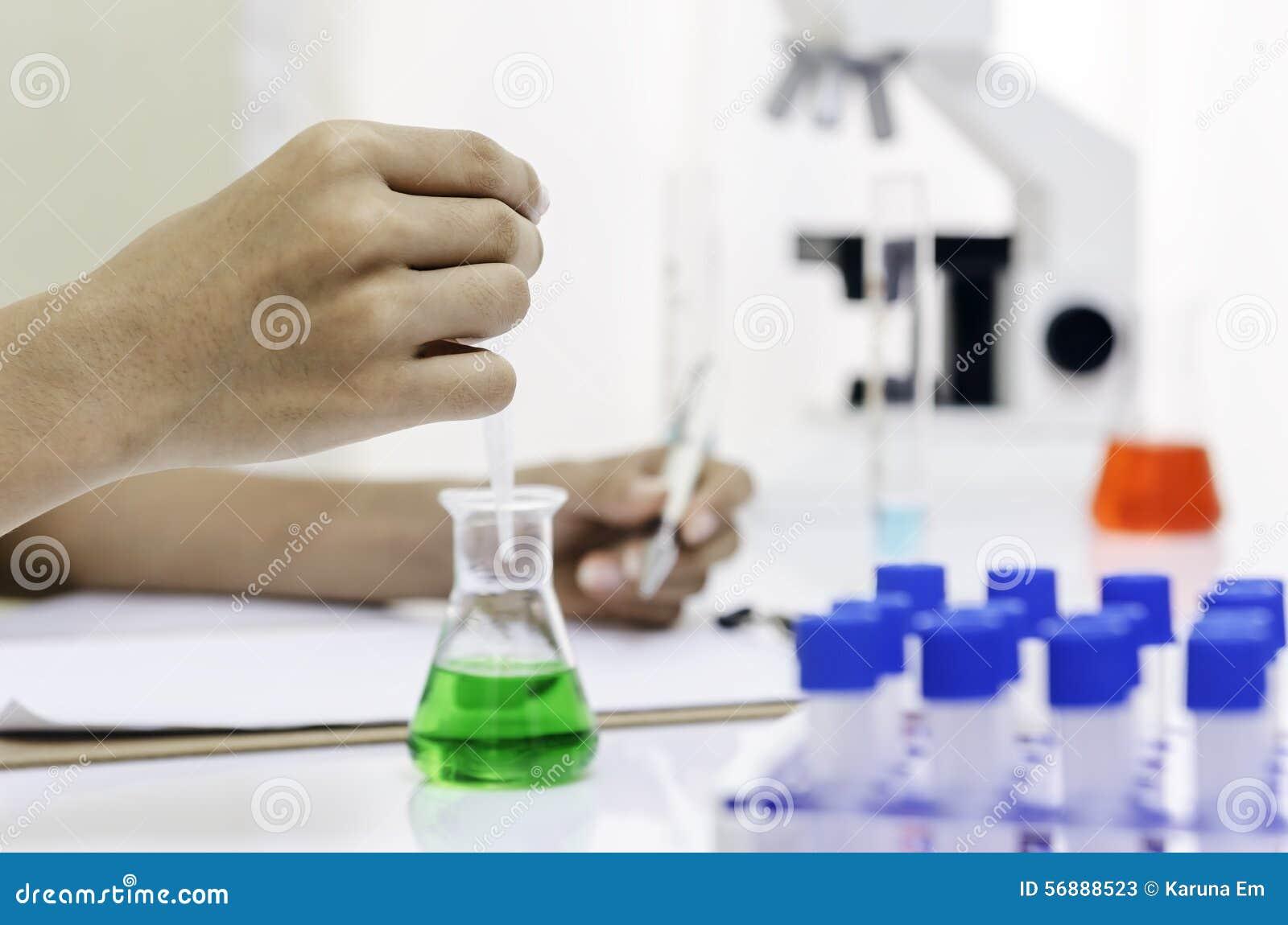 Laboratorio del ricercatore