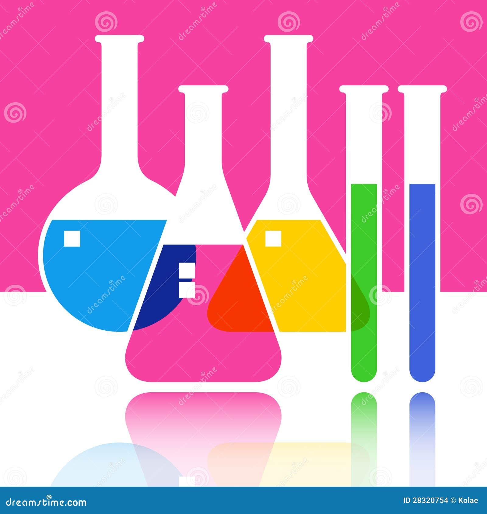 Laboratoriumglasföremål